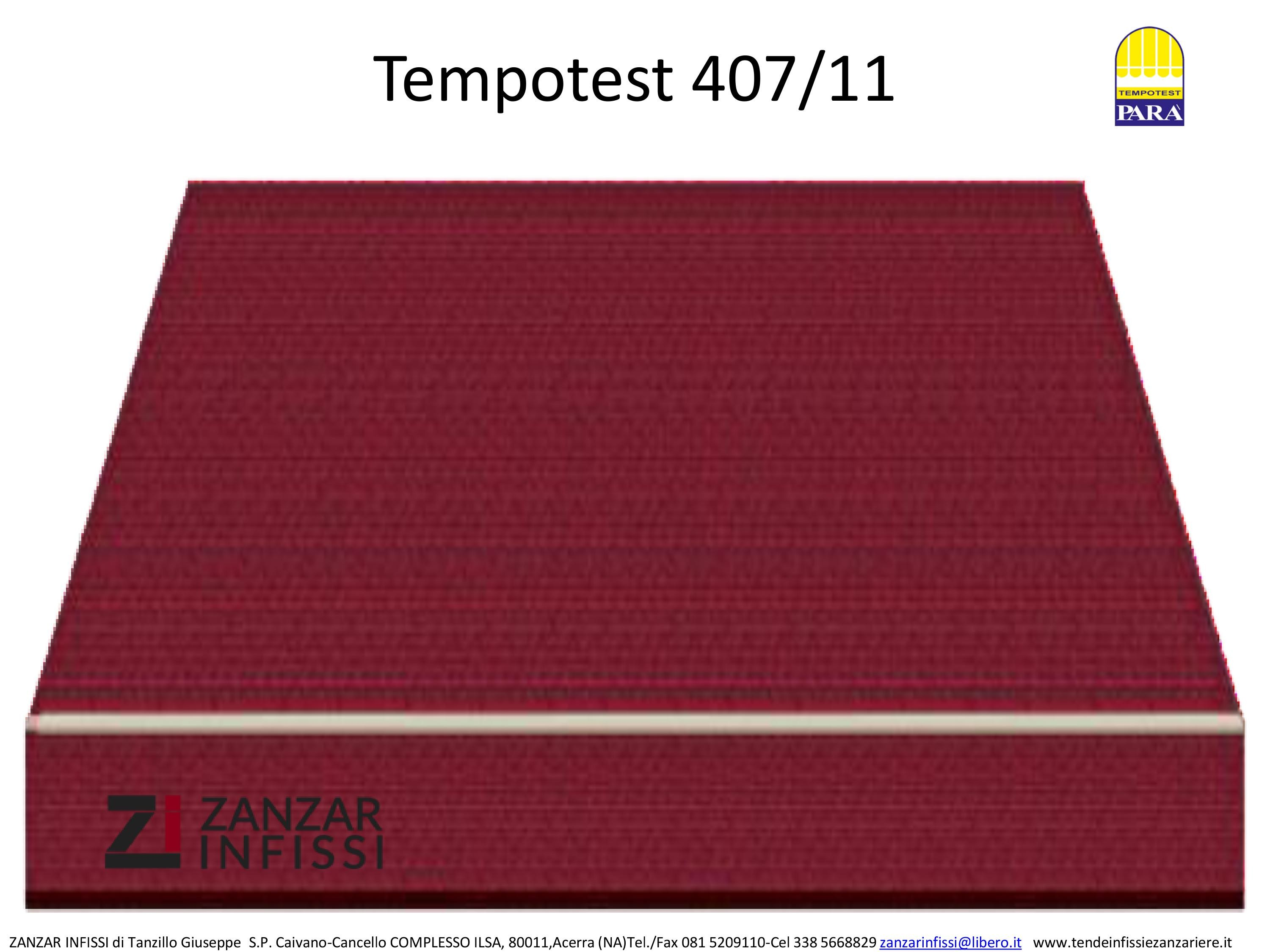 Tempotest 407/11