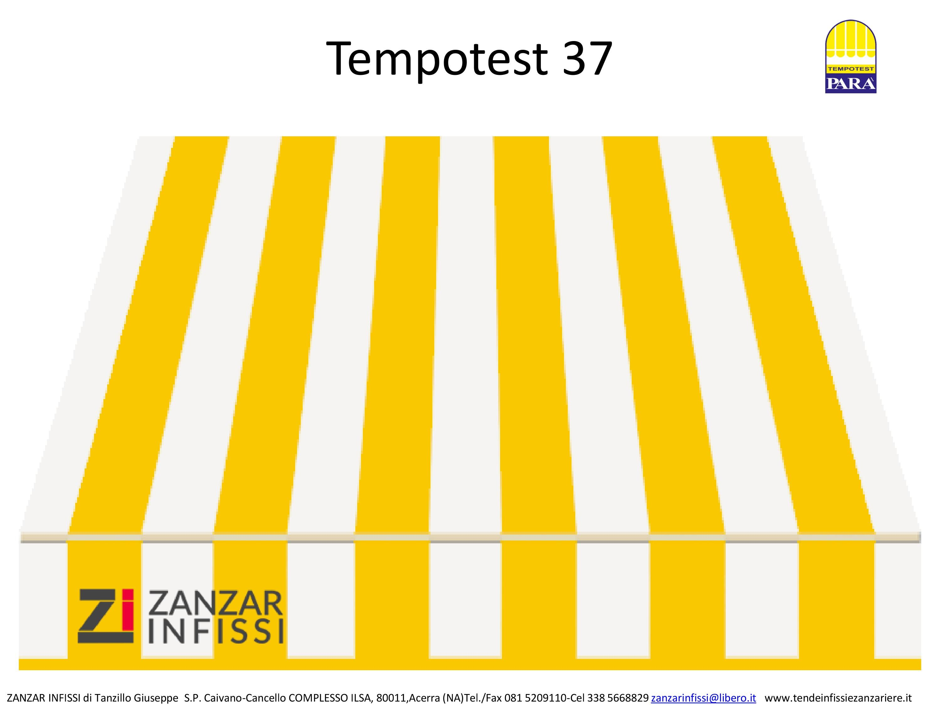 Tempotest 37
