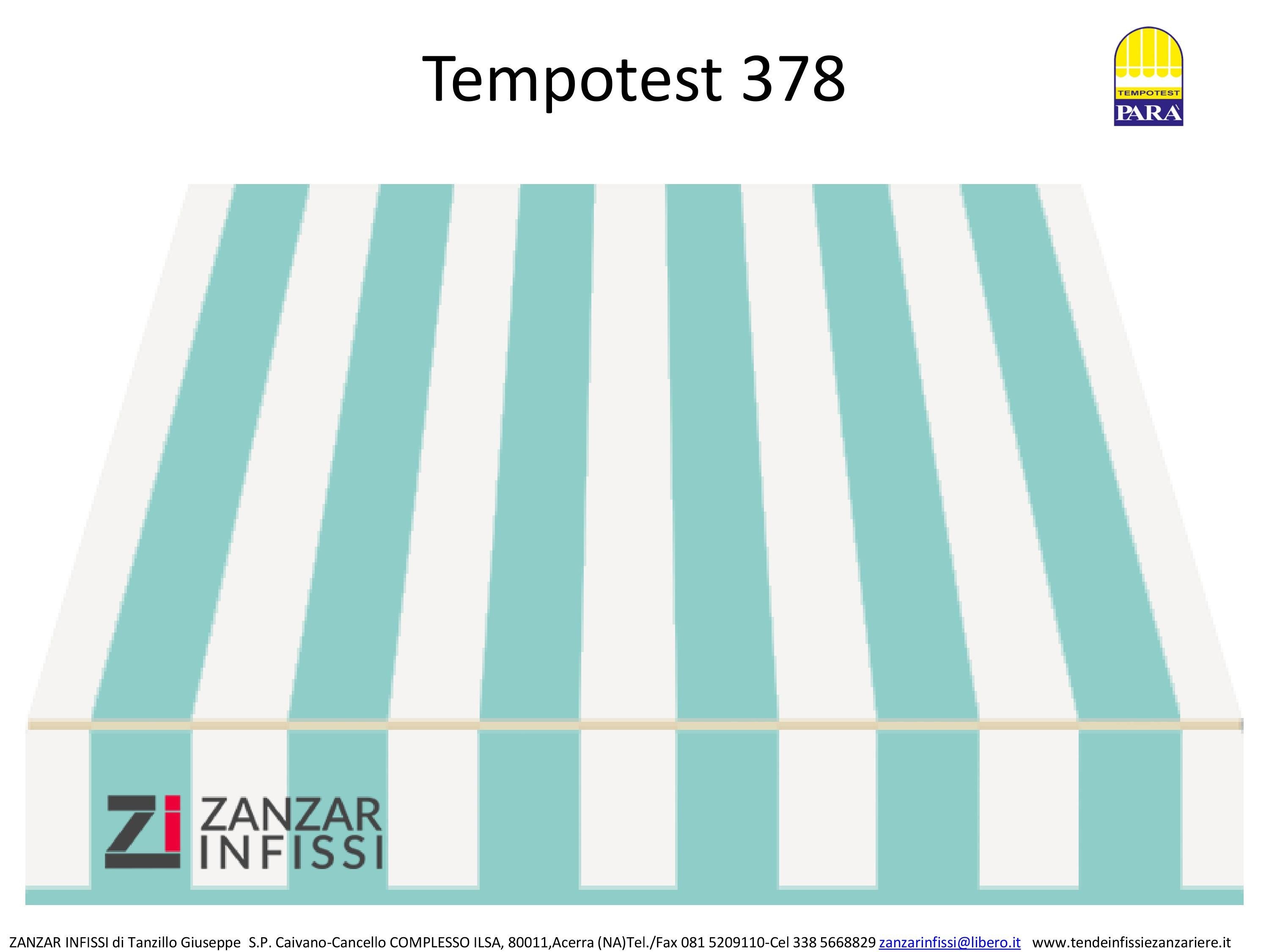 Tempotest 378