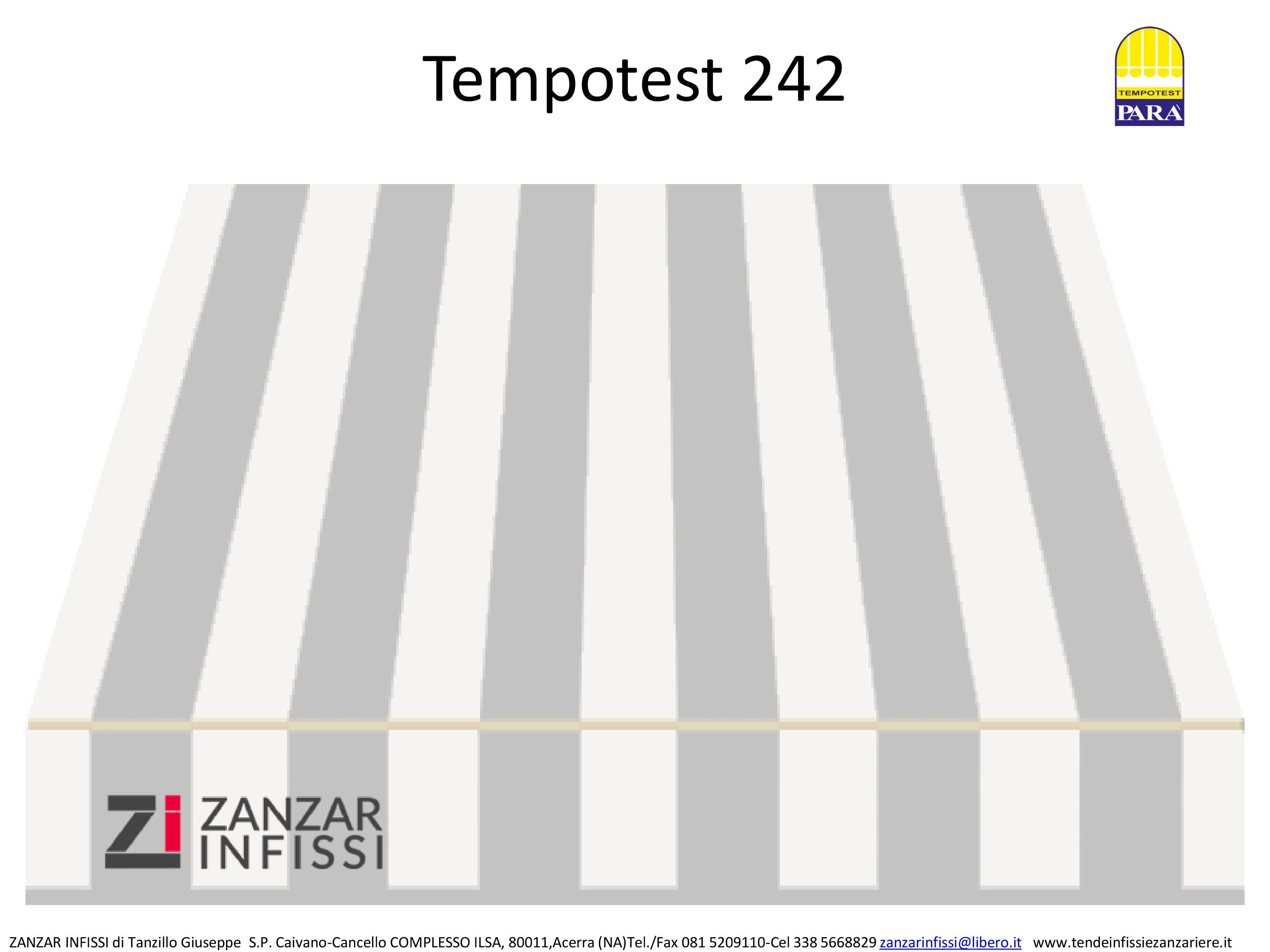 Tempotest 242