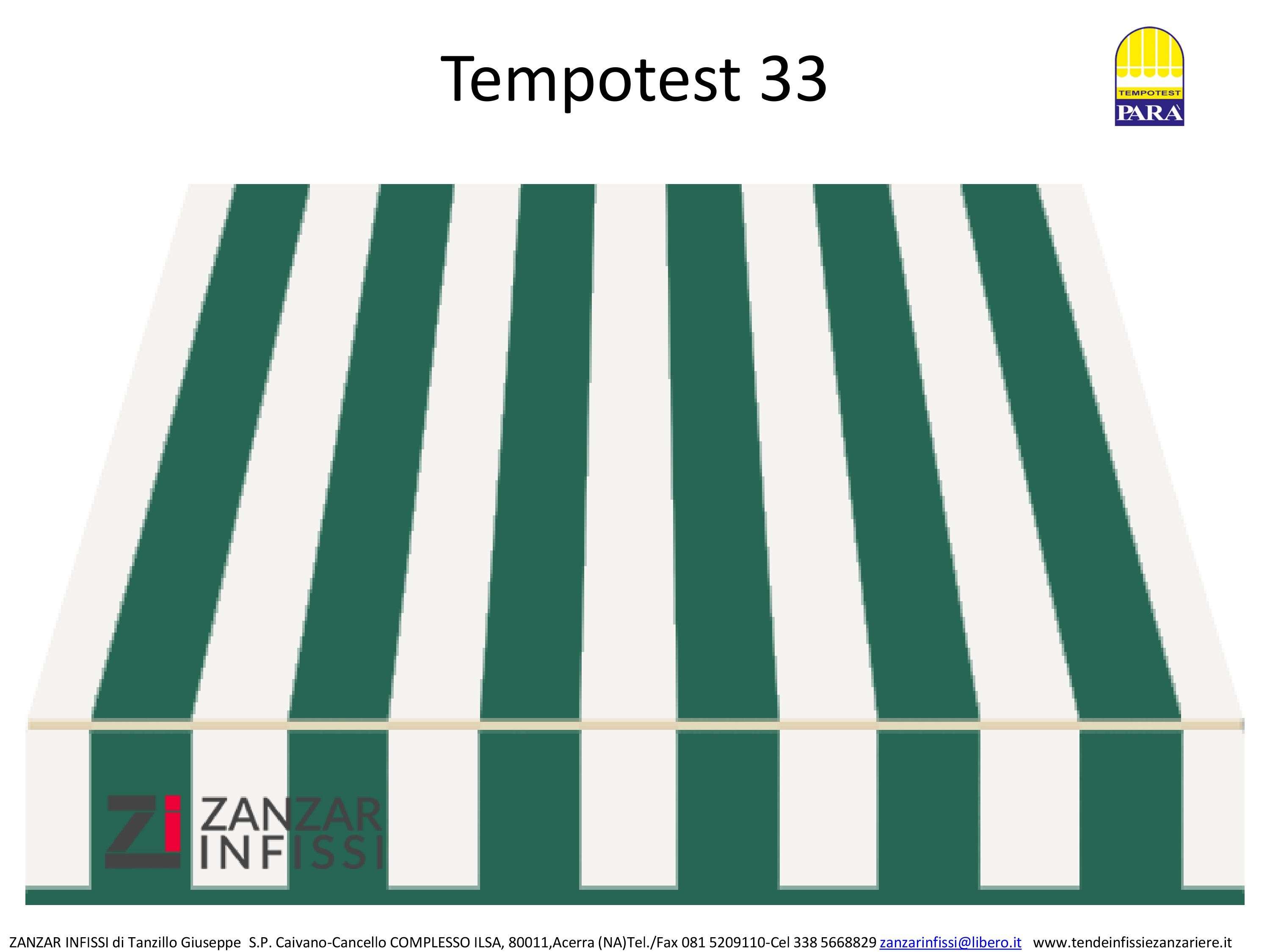 Tempotest 33
