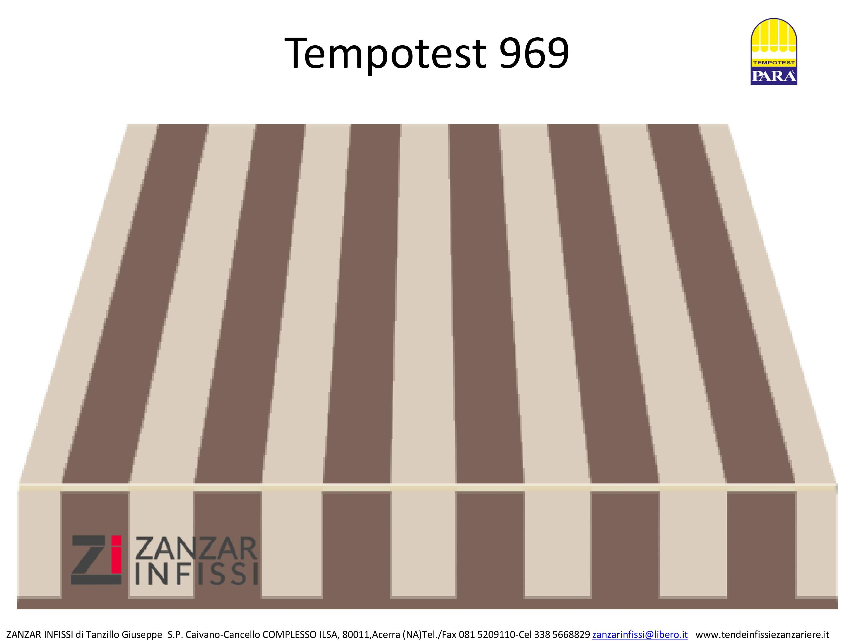 Tempotest 969