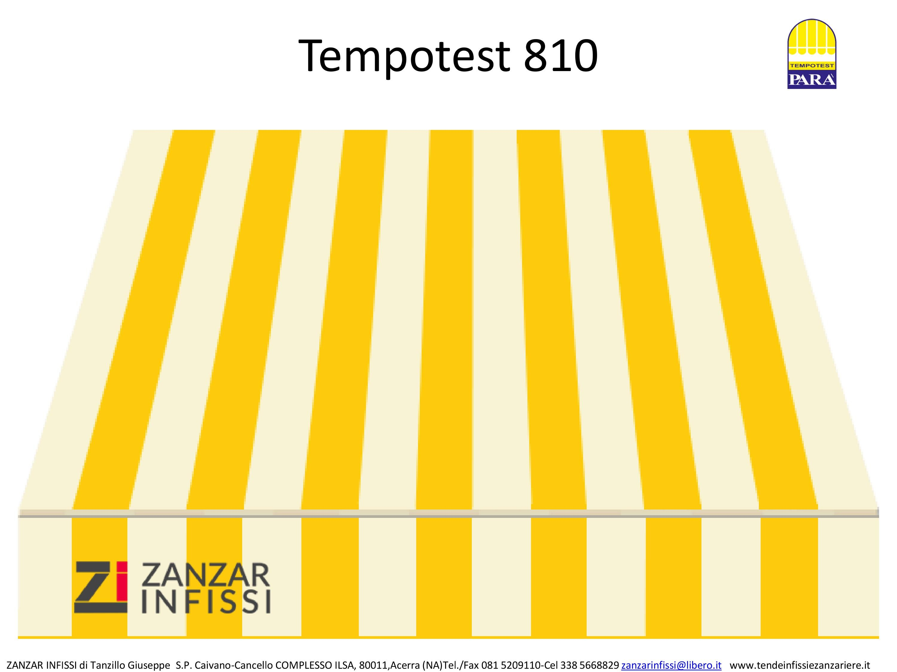 Tempotest 810