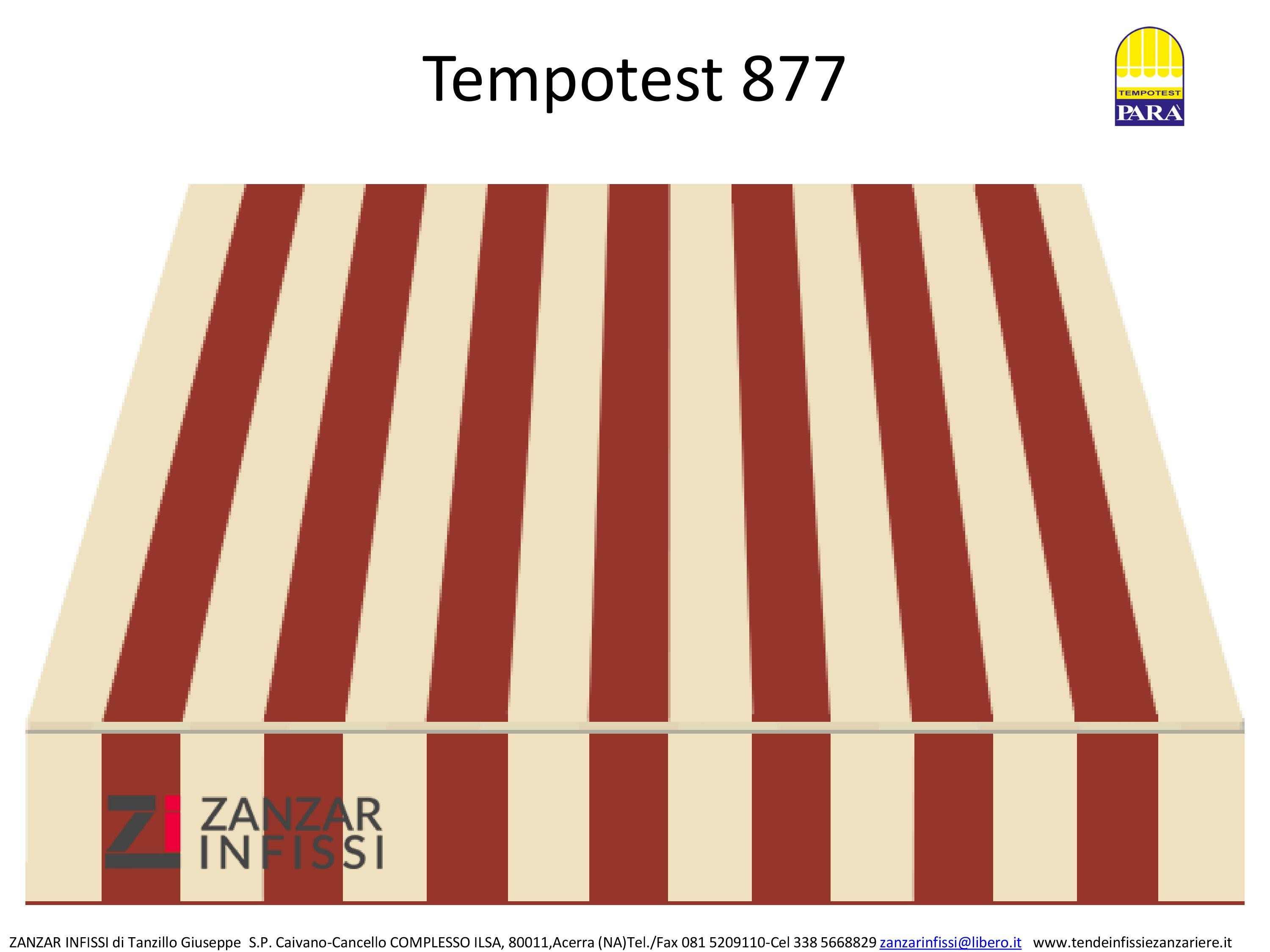 Tempotest 877