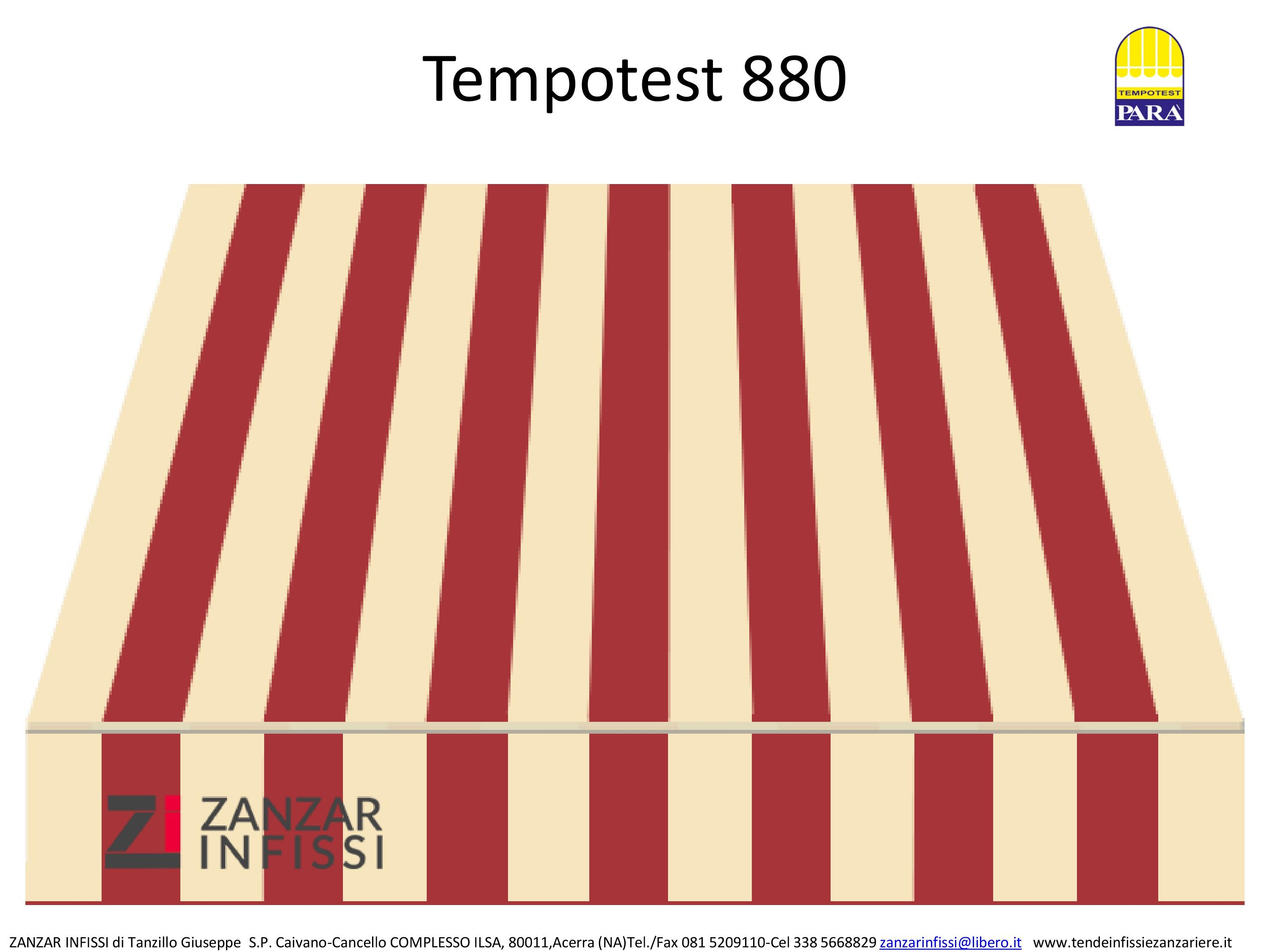 Tempotest 880