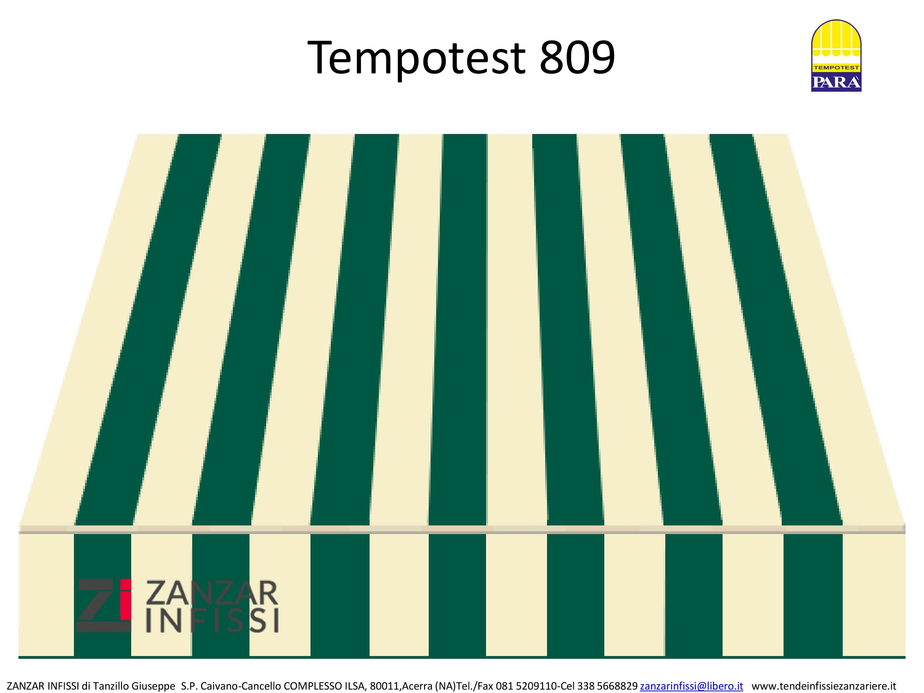 Tempotest 809