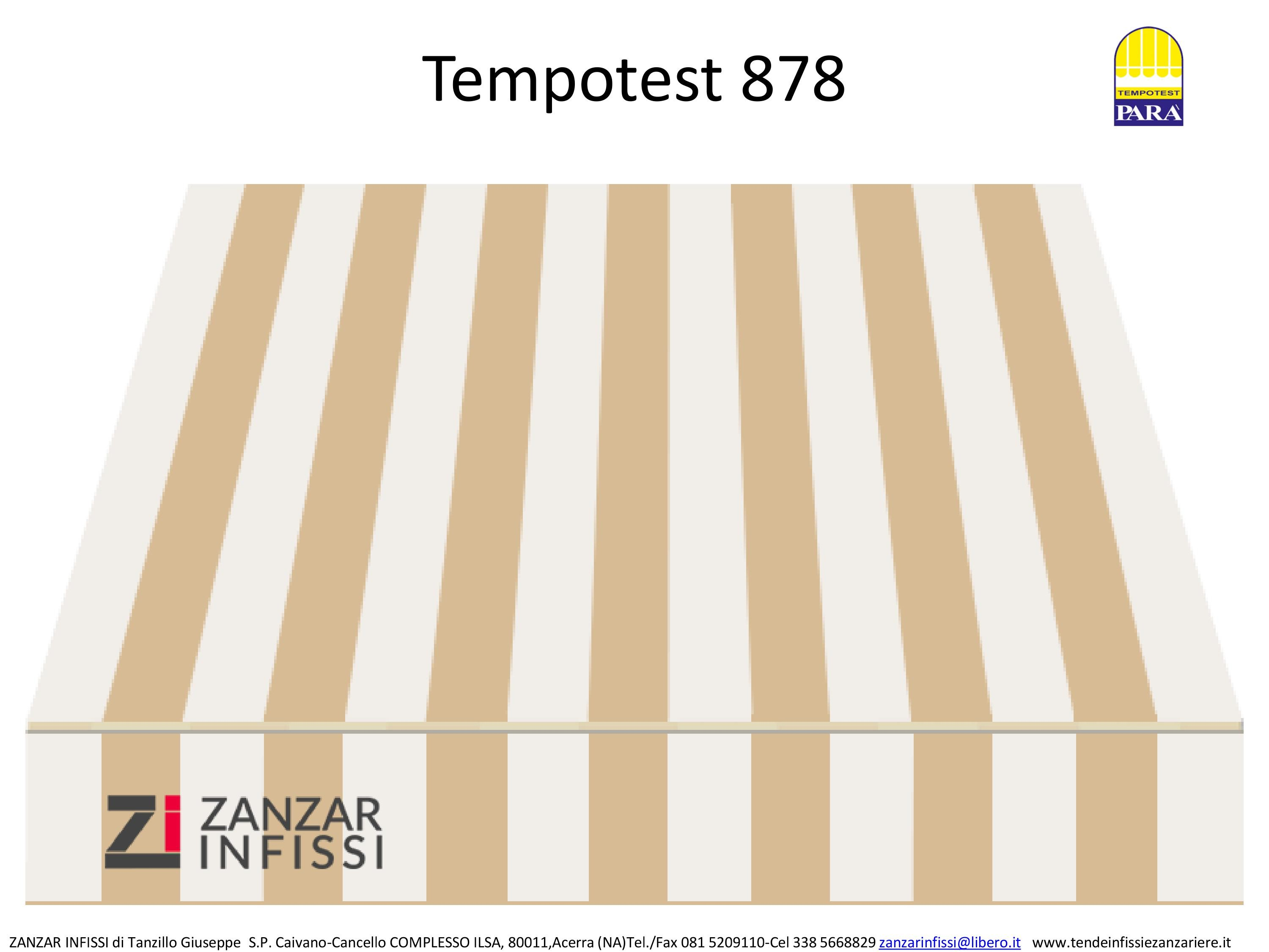 Tempotest 878