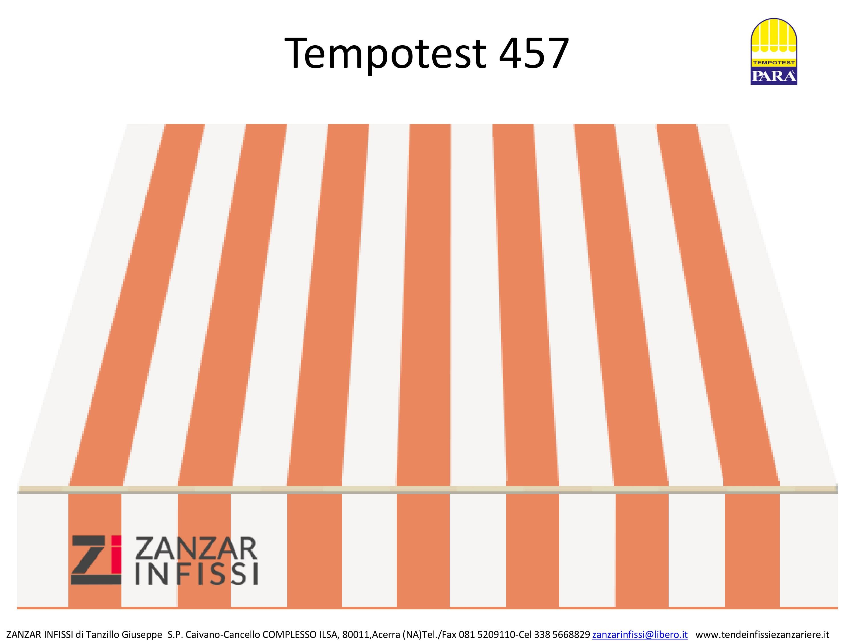 Tempotest 457