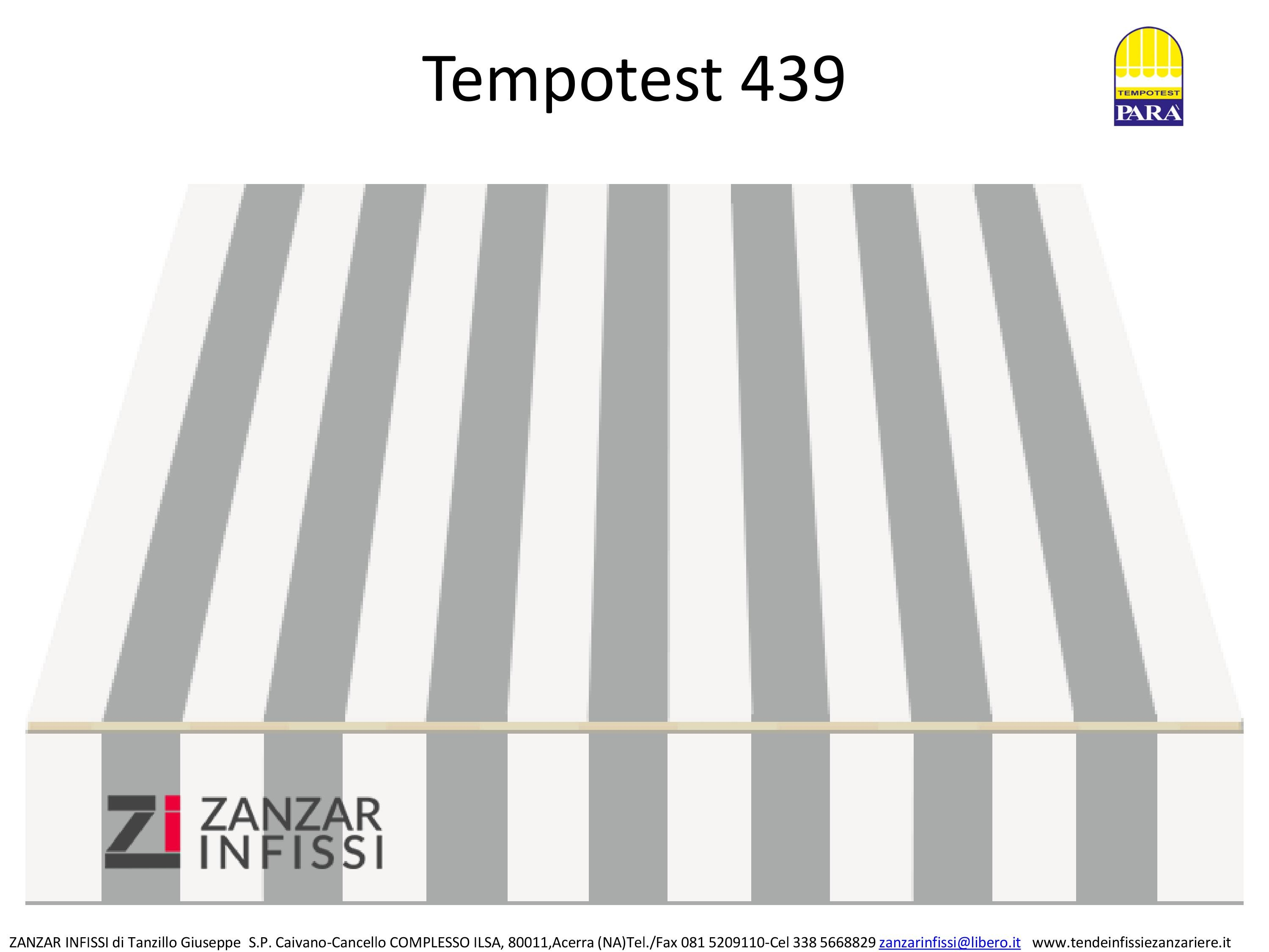 Tempotest 439