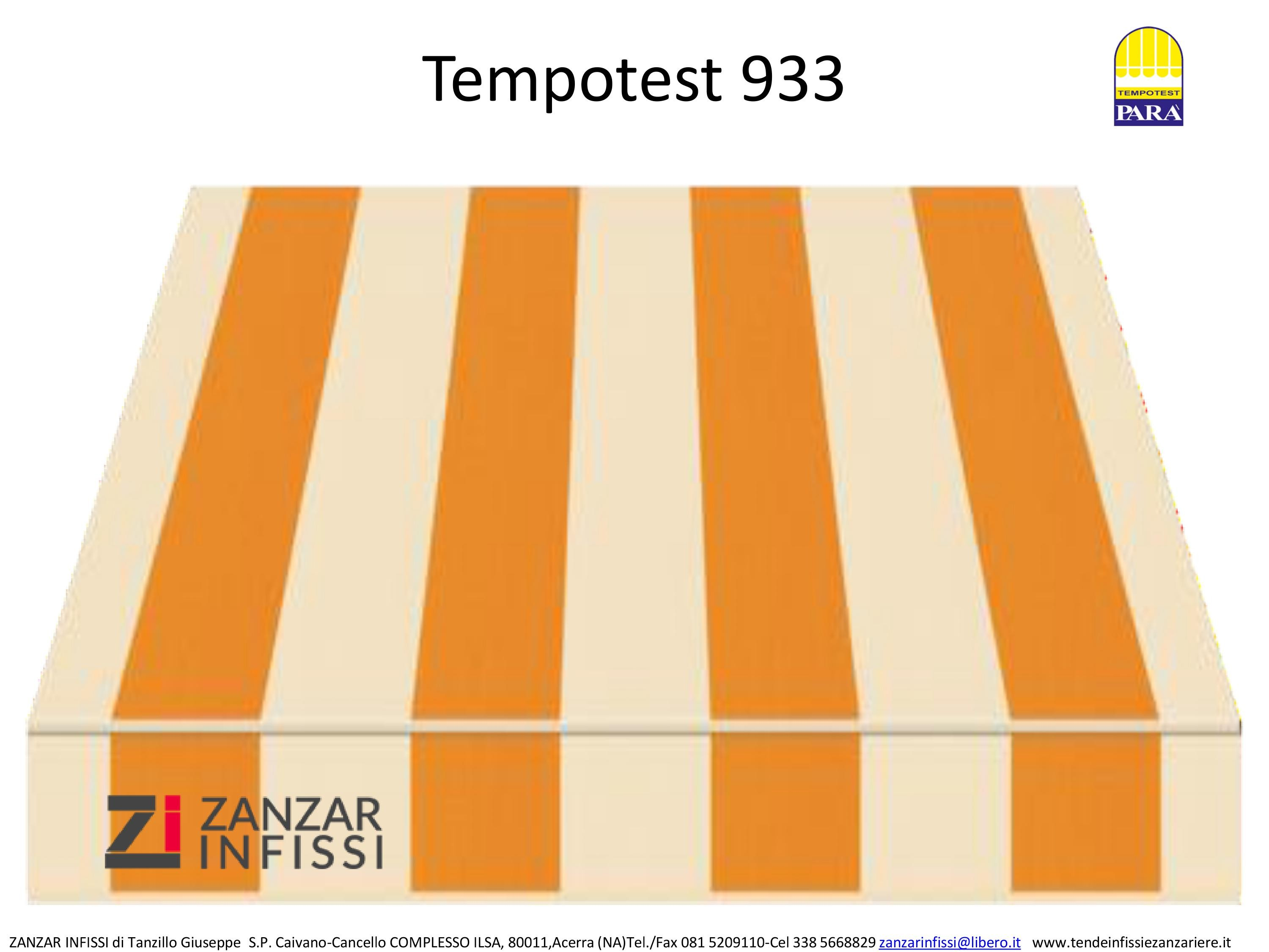 Tempotest 933