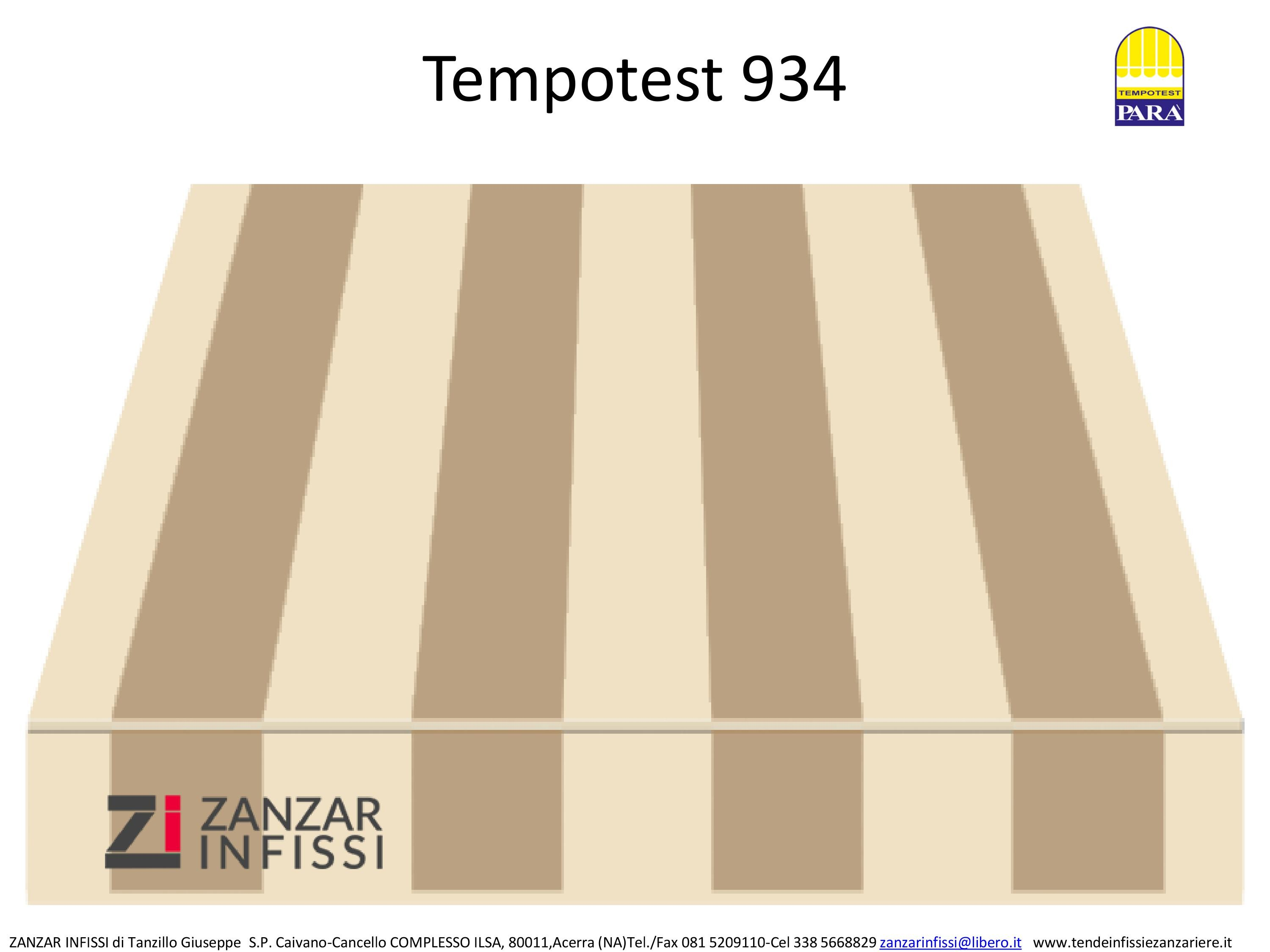 Tempotest 934