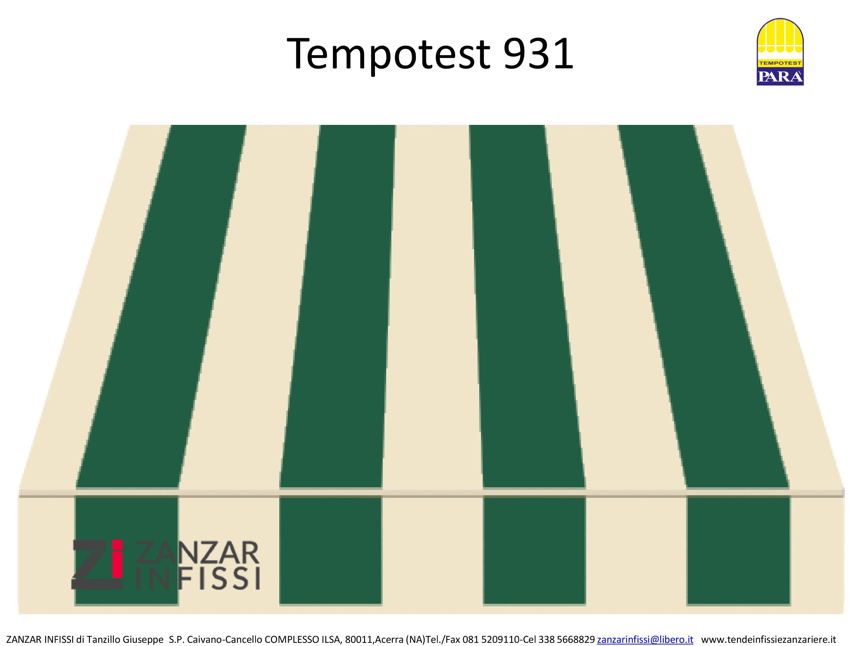 Tempotest 931