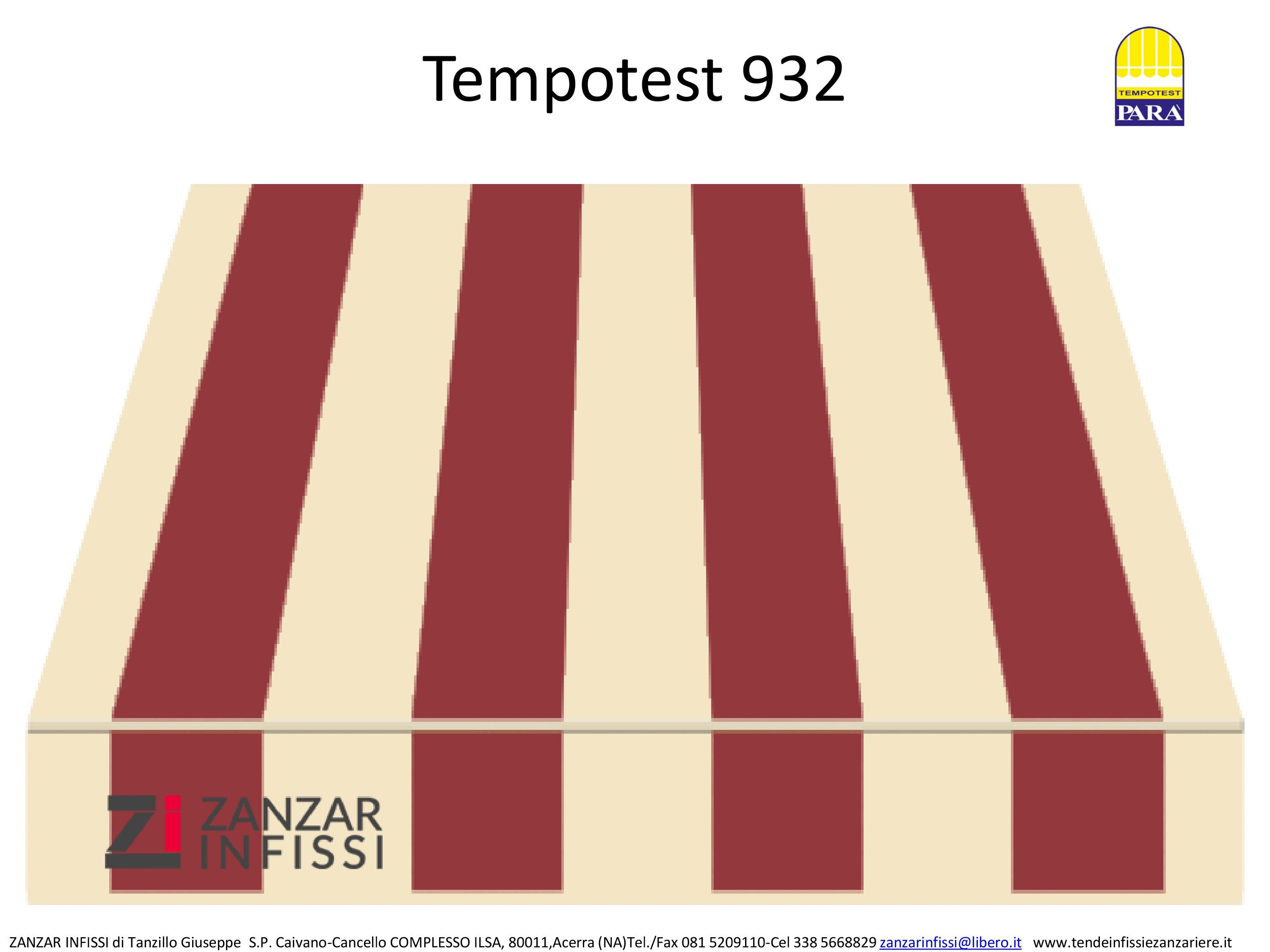 Tempotest 932