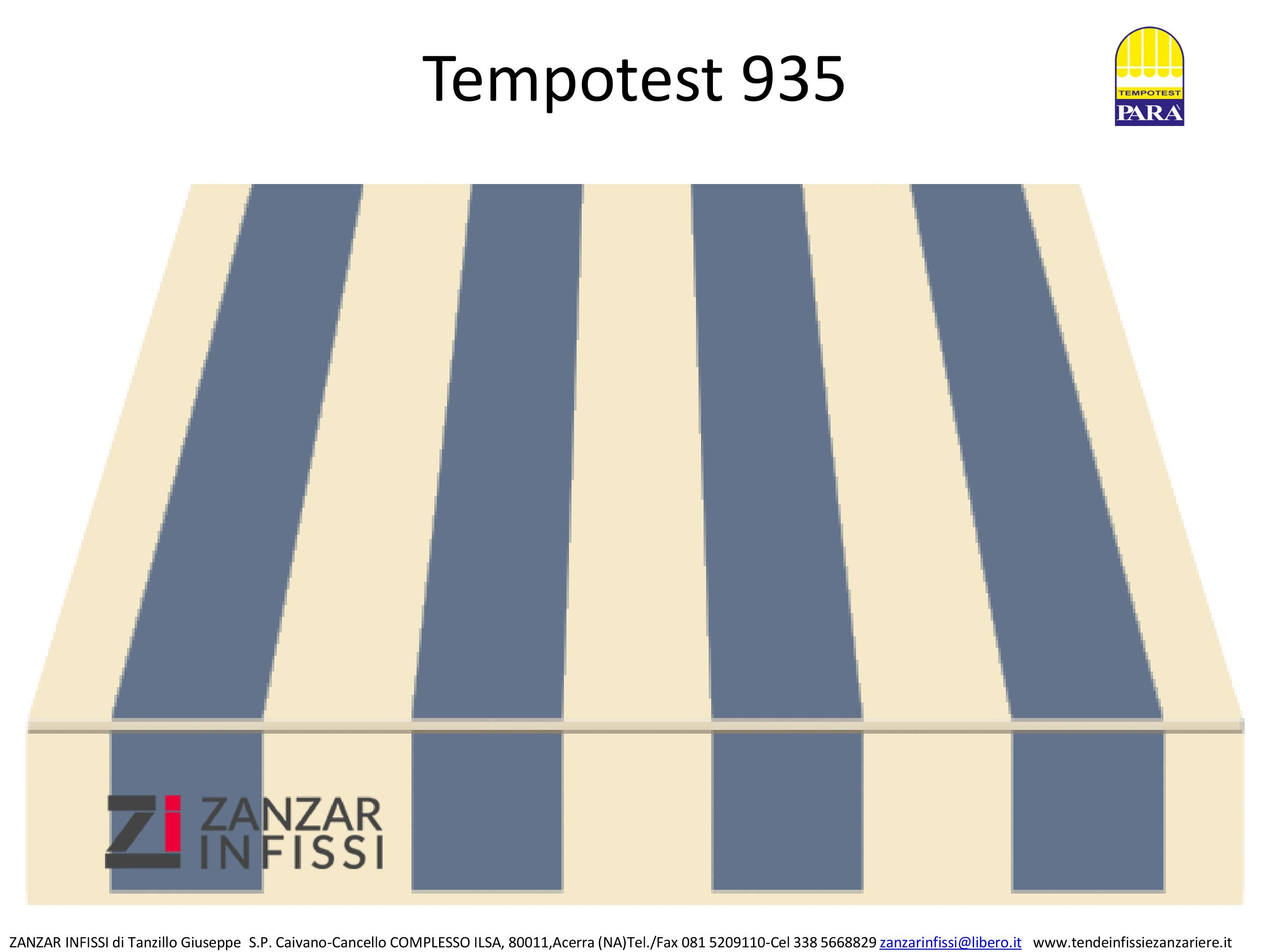 Tempotest 935