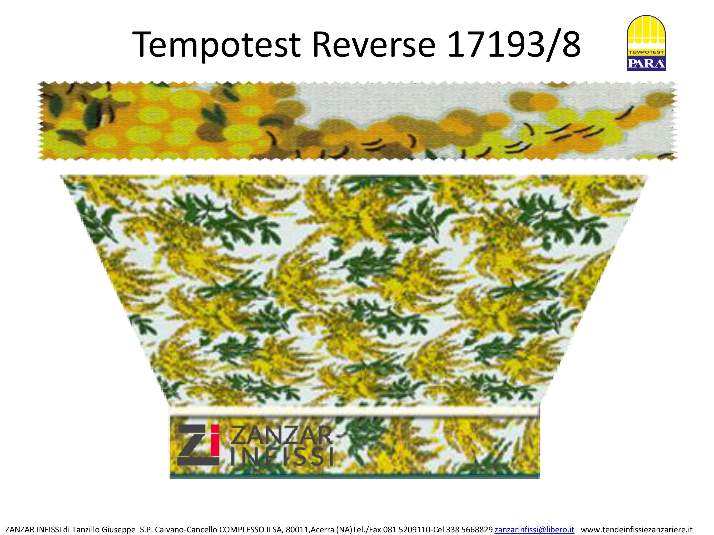 Tempotest reverse 17193/8