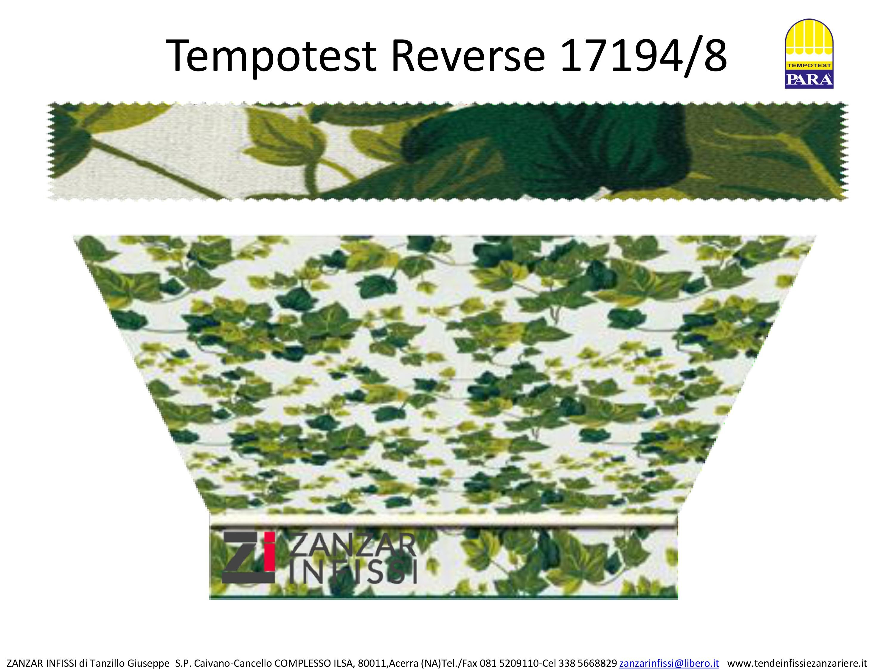 Tempotest reverse 17914/8