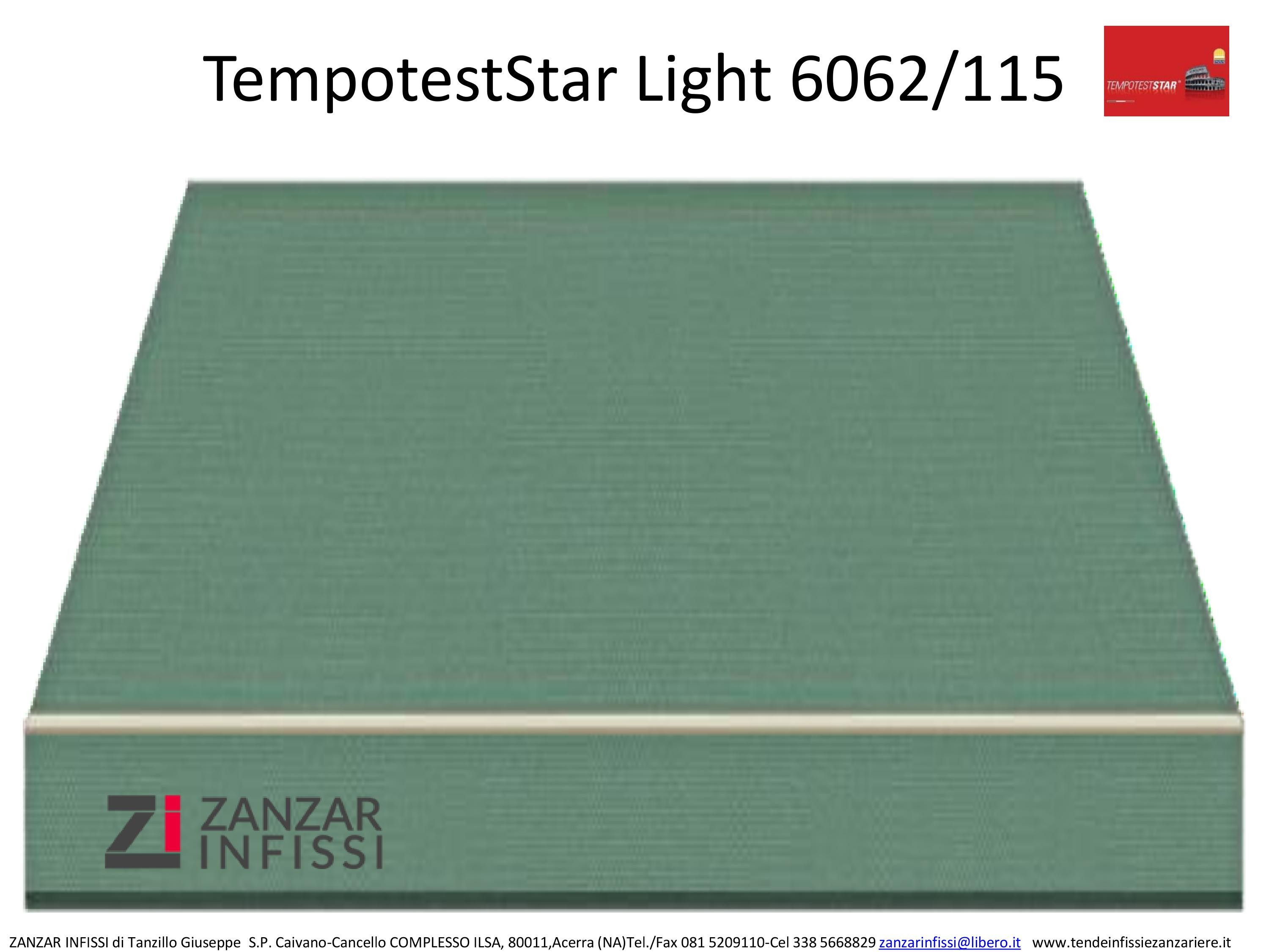 Tempotest star light 6062/115