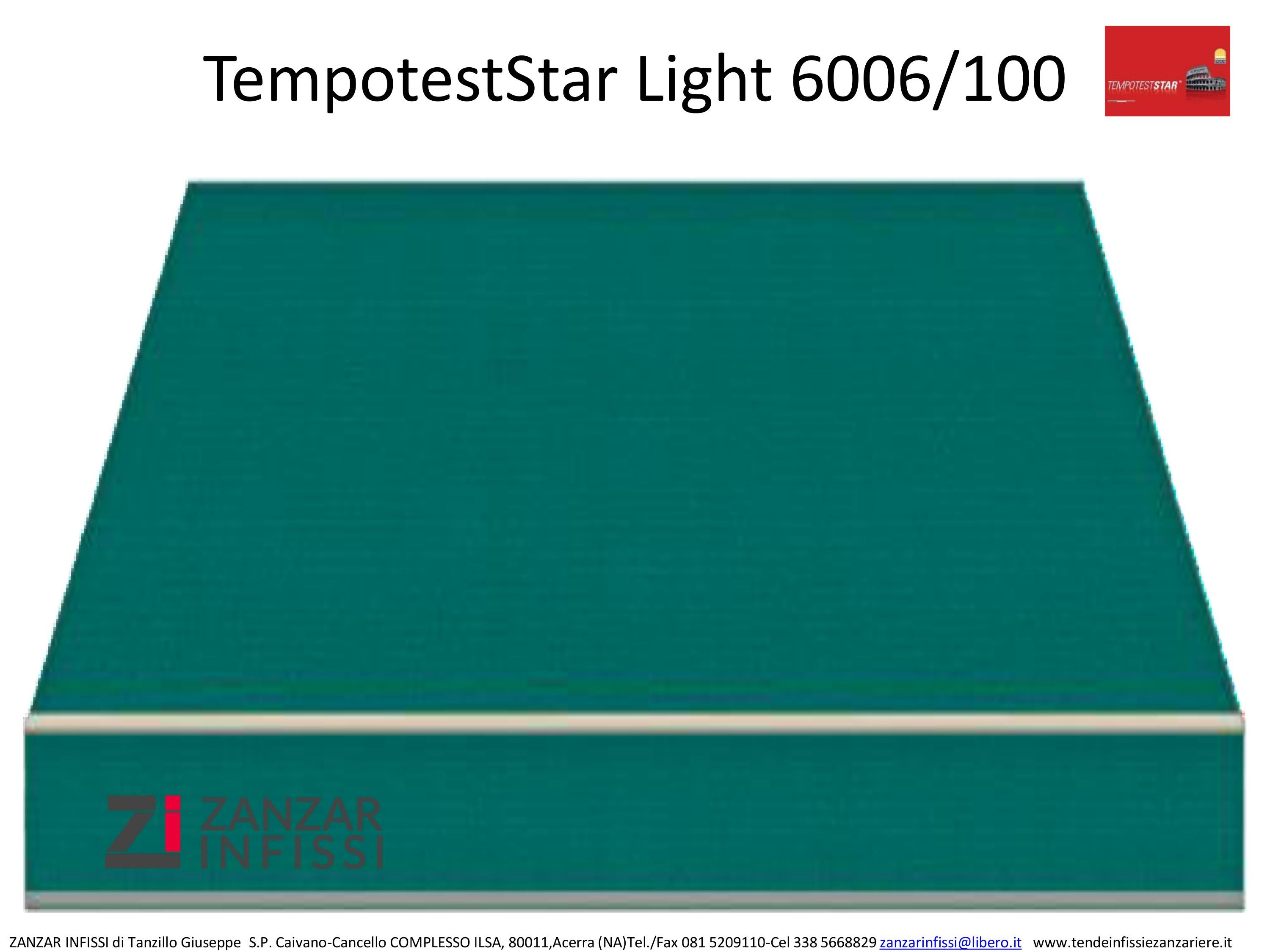Tempotest star light 6006/100