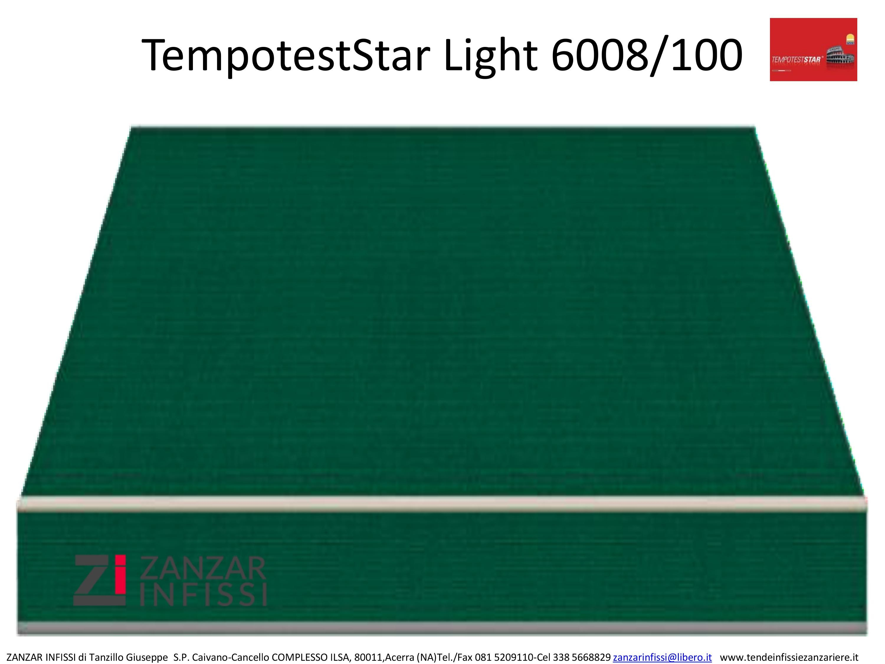 tempotest star light 6008/100