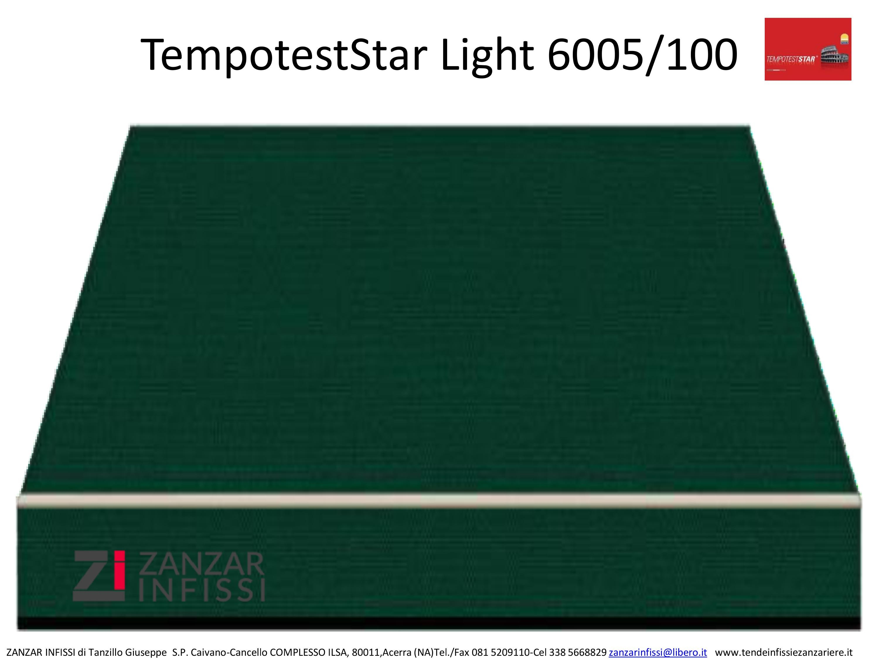 Tempotest star light 6005/100