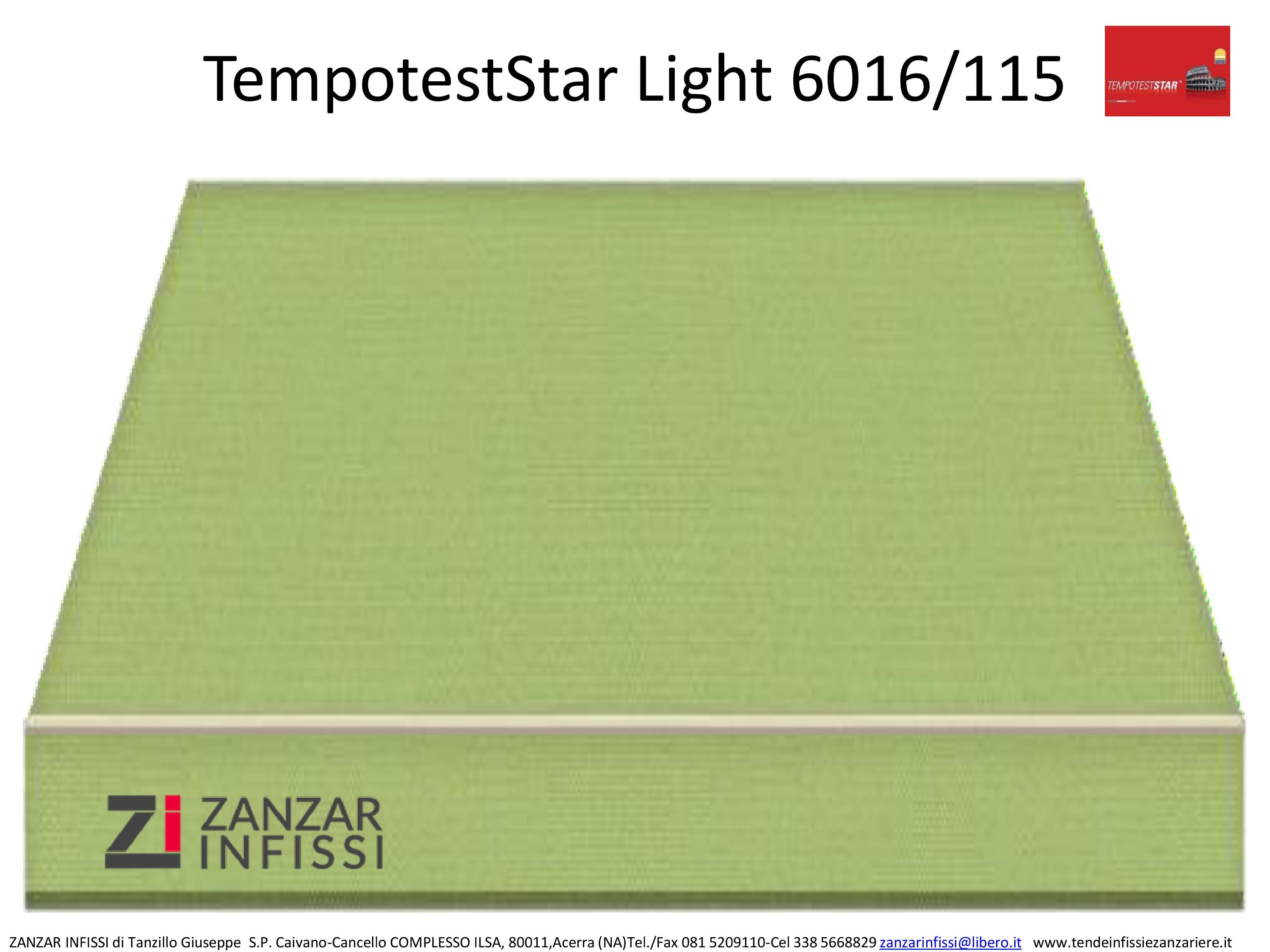 Tempotest star light 6016/115