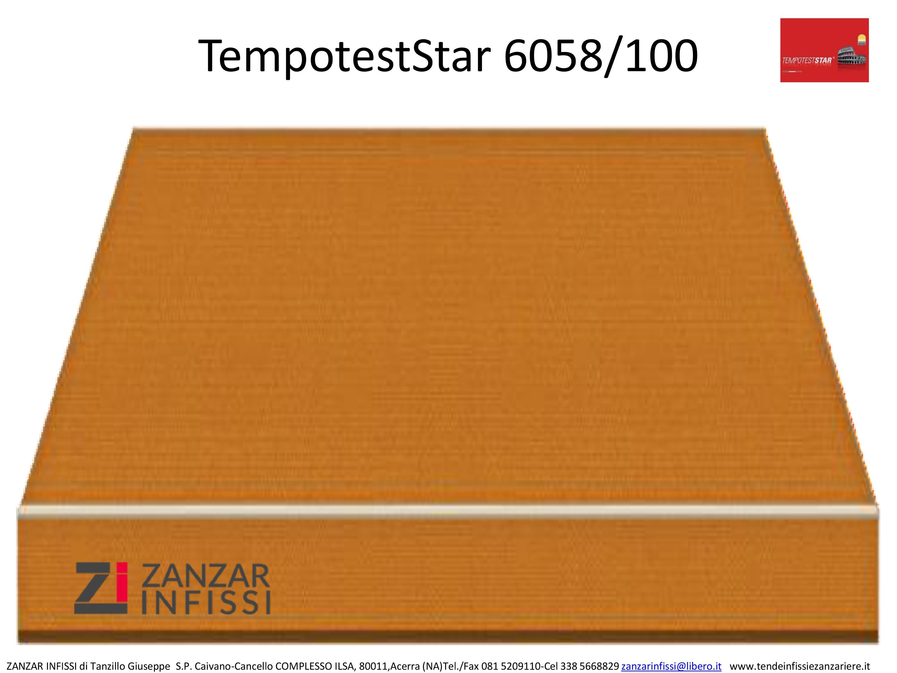 Tempotest star light 6058/100