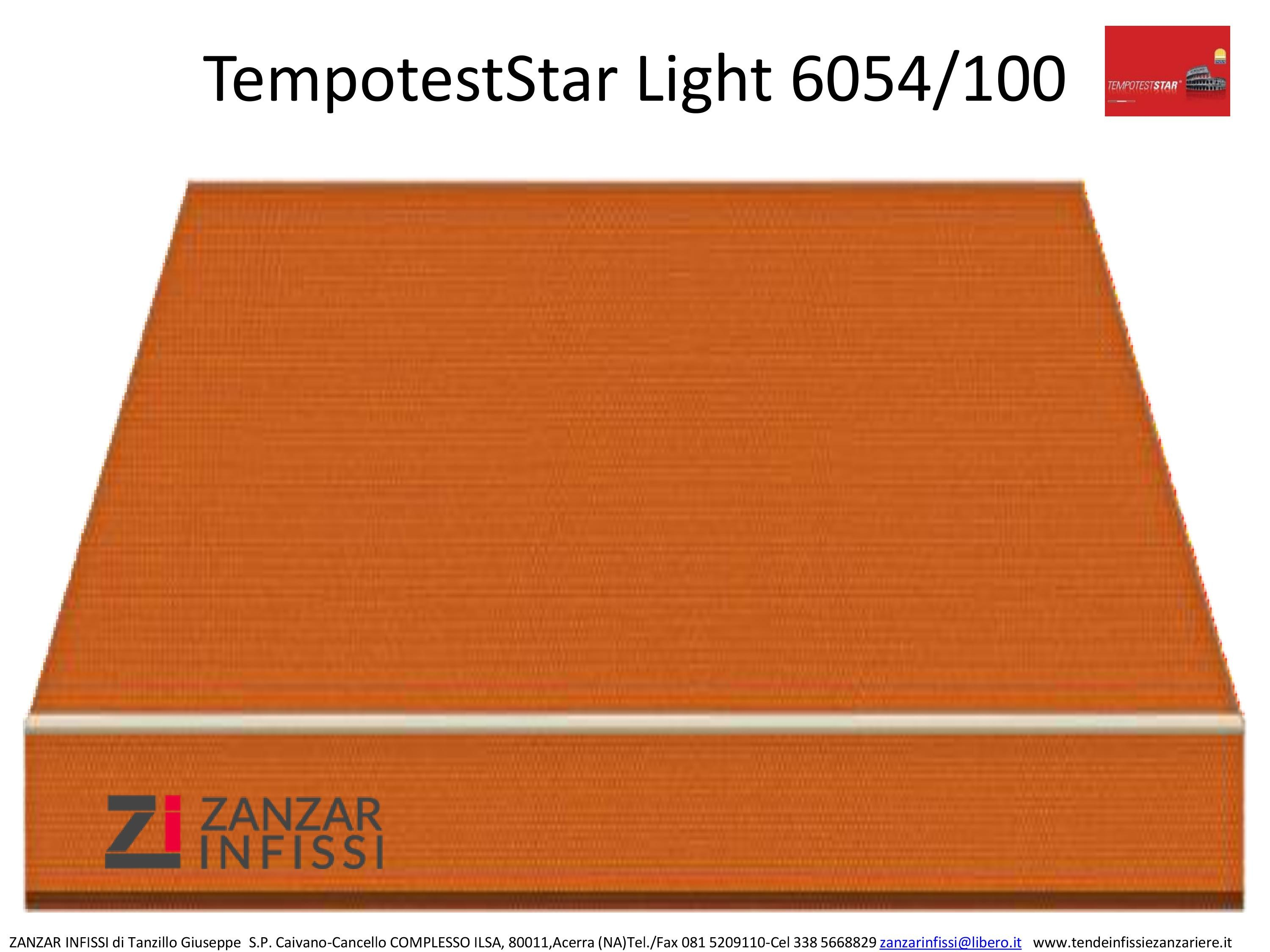 Tempotest star light 6054/100