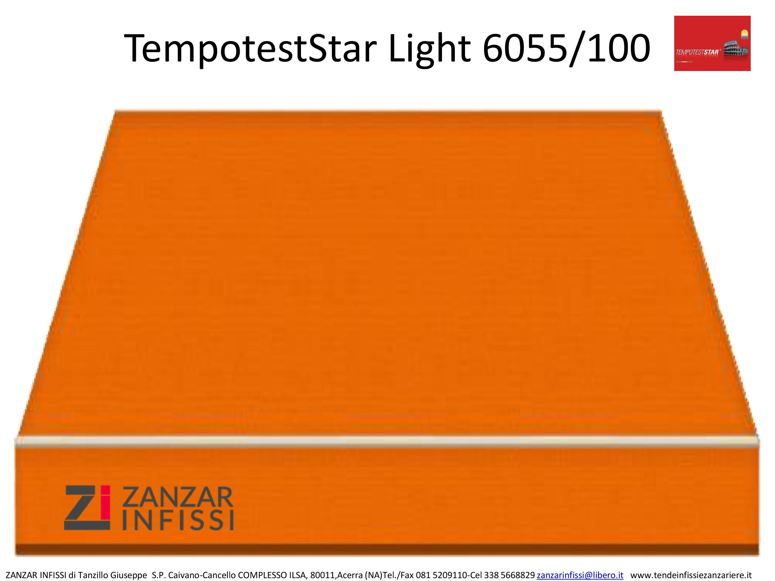 Tempotest star light 6055/100