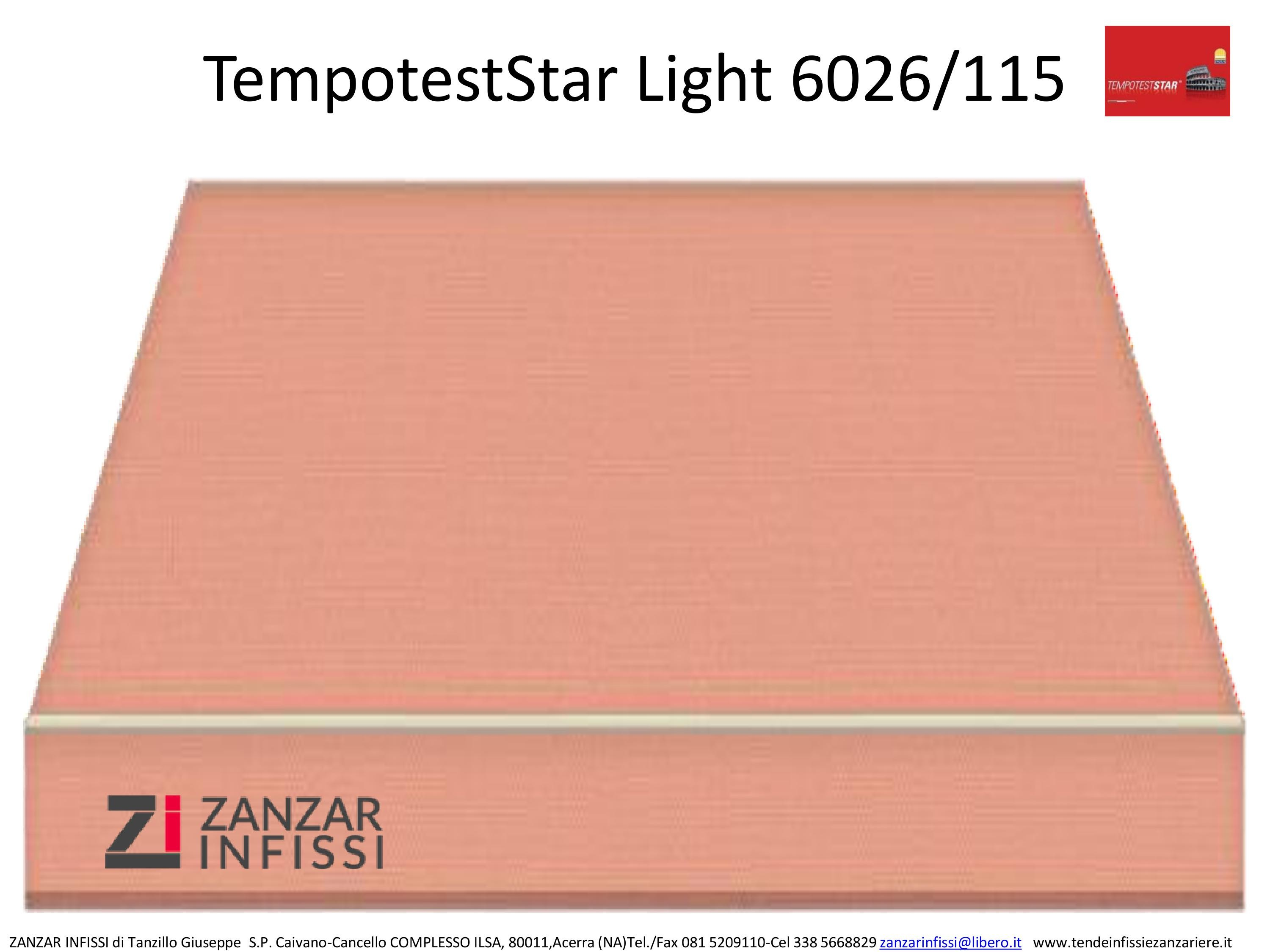 Tempotest star light 6026/115