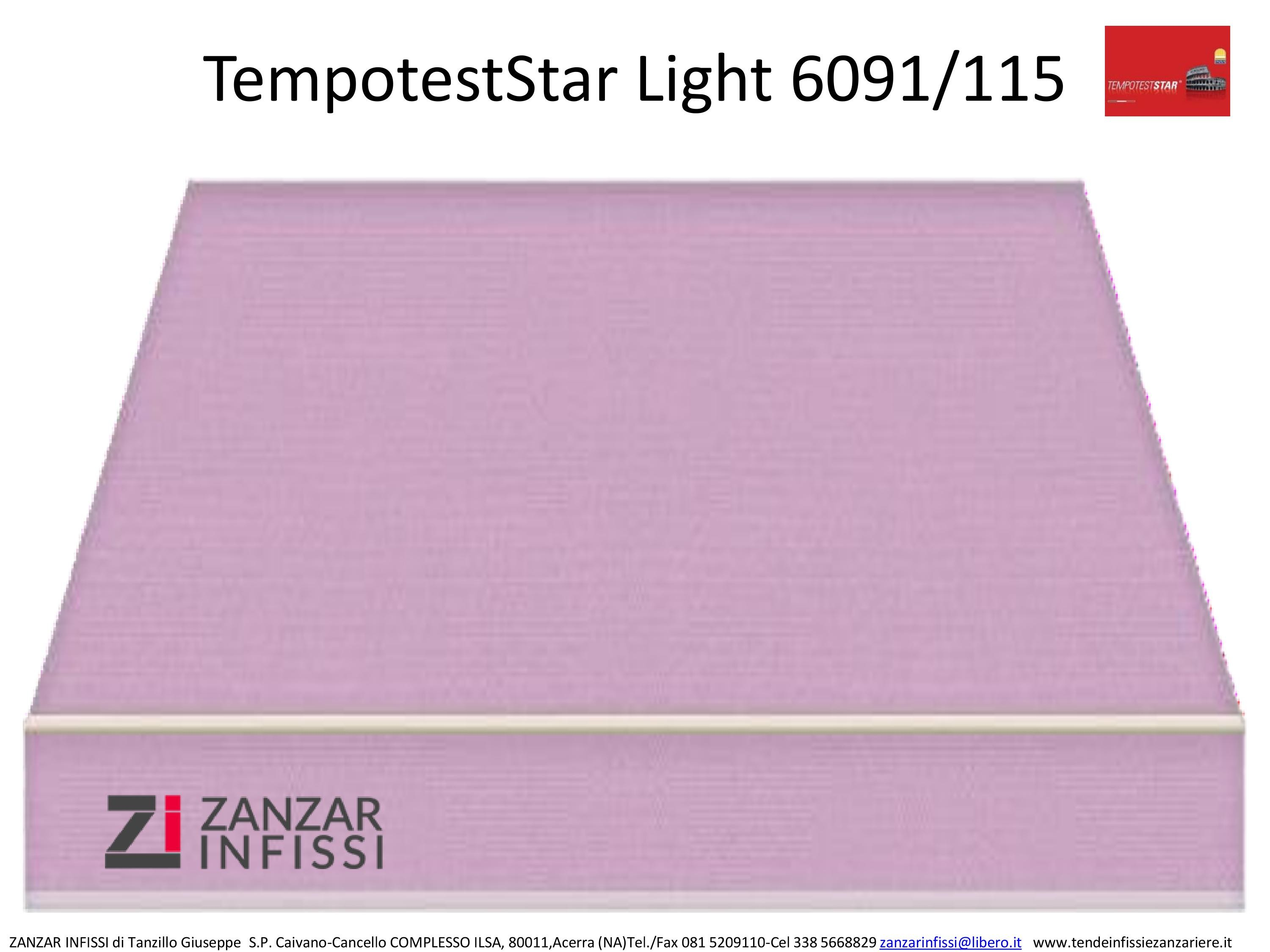 Tempotest star light 6091/115