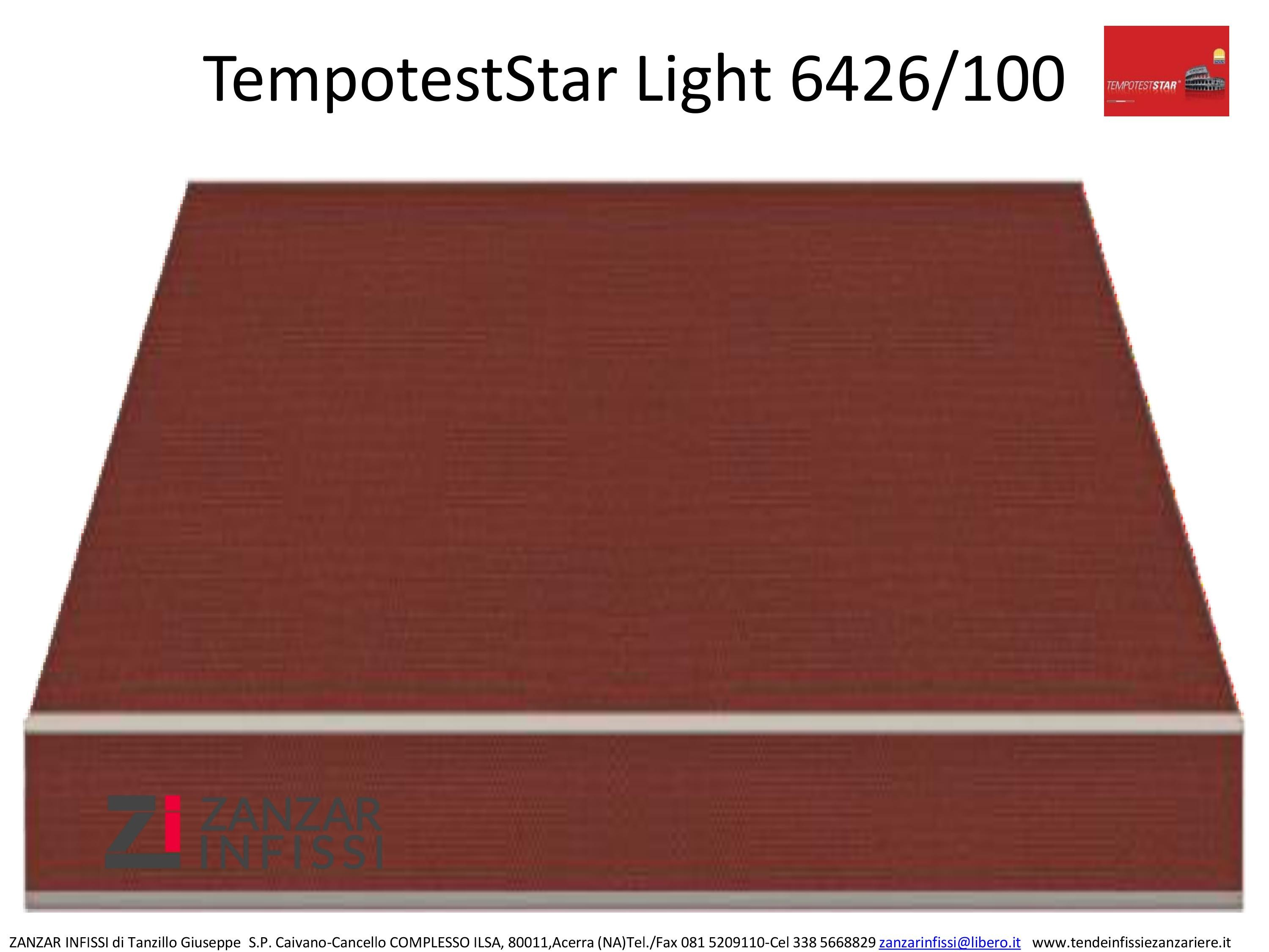 Tempotest star light 6426/100