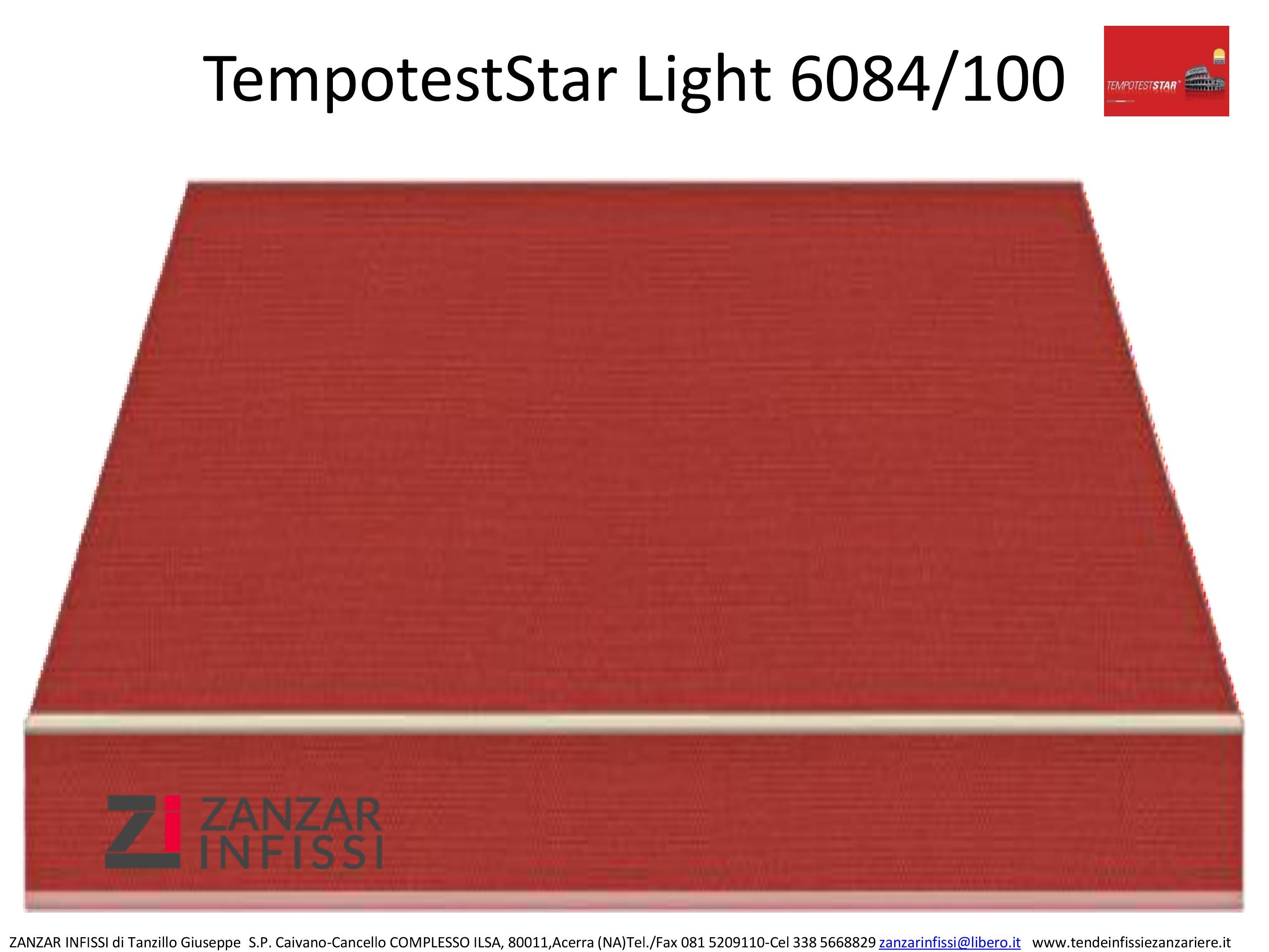 Tempotest star light 6084/100