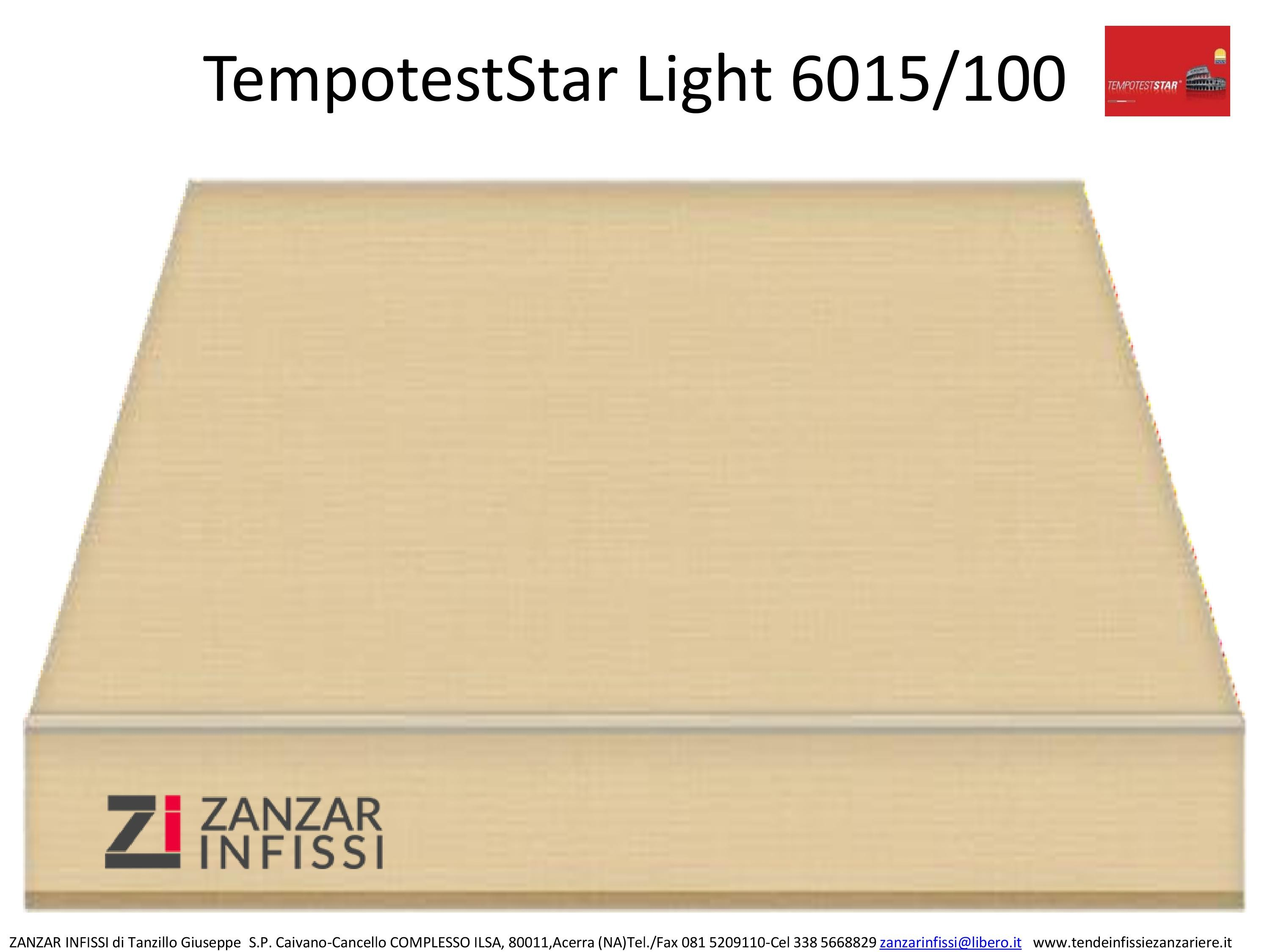 Tempotest star light 6015/100