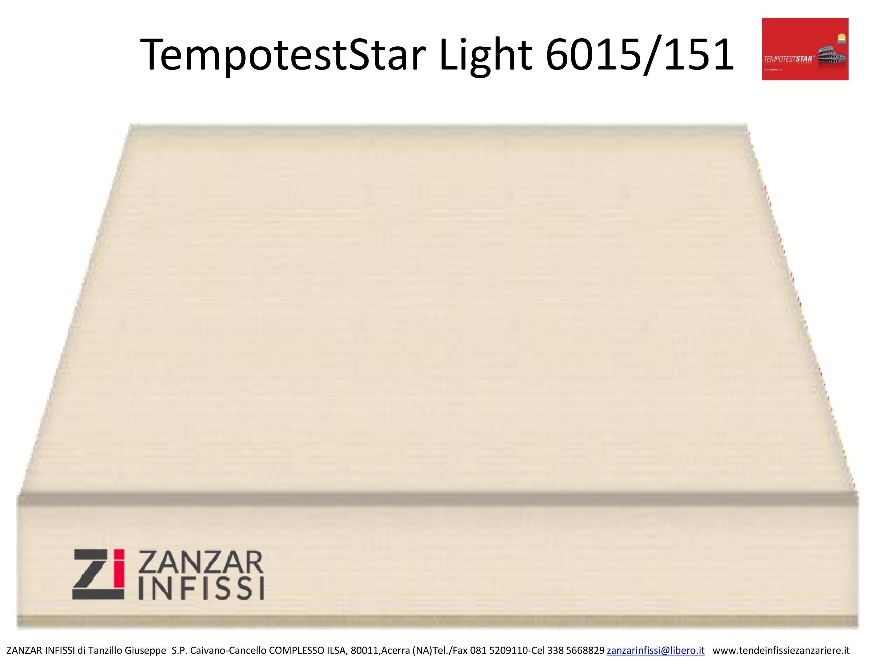 Tempotest star light 6015/151