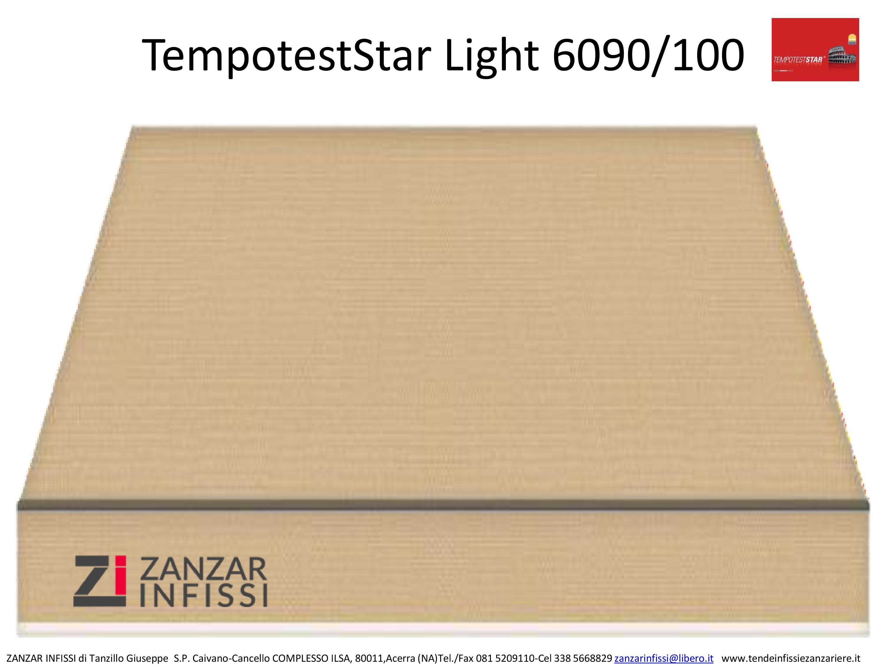 Tempotest star light 6090/100