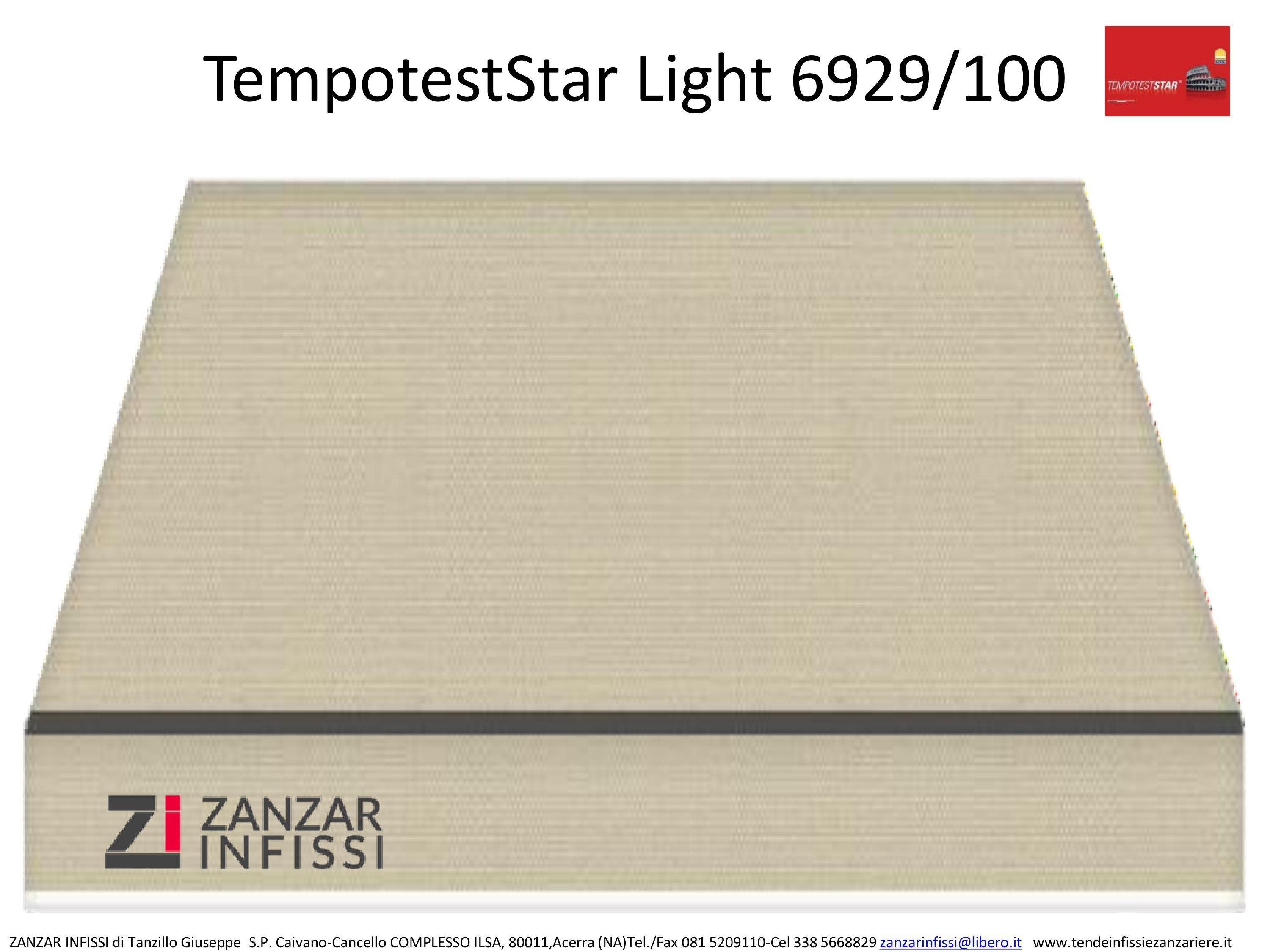 Tempotest star light 6929/100