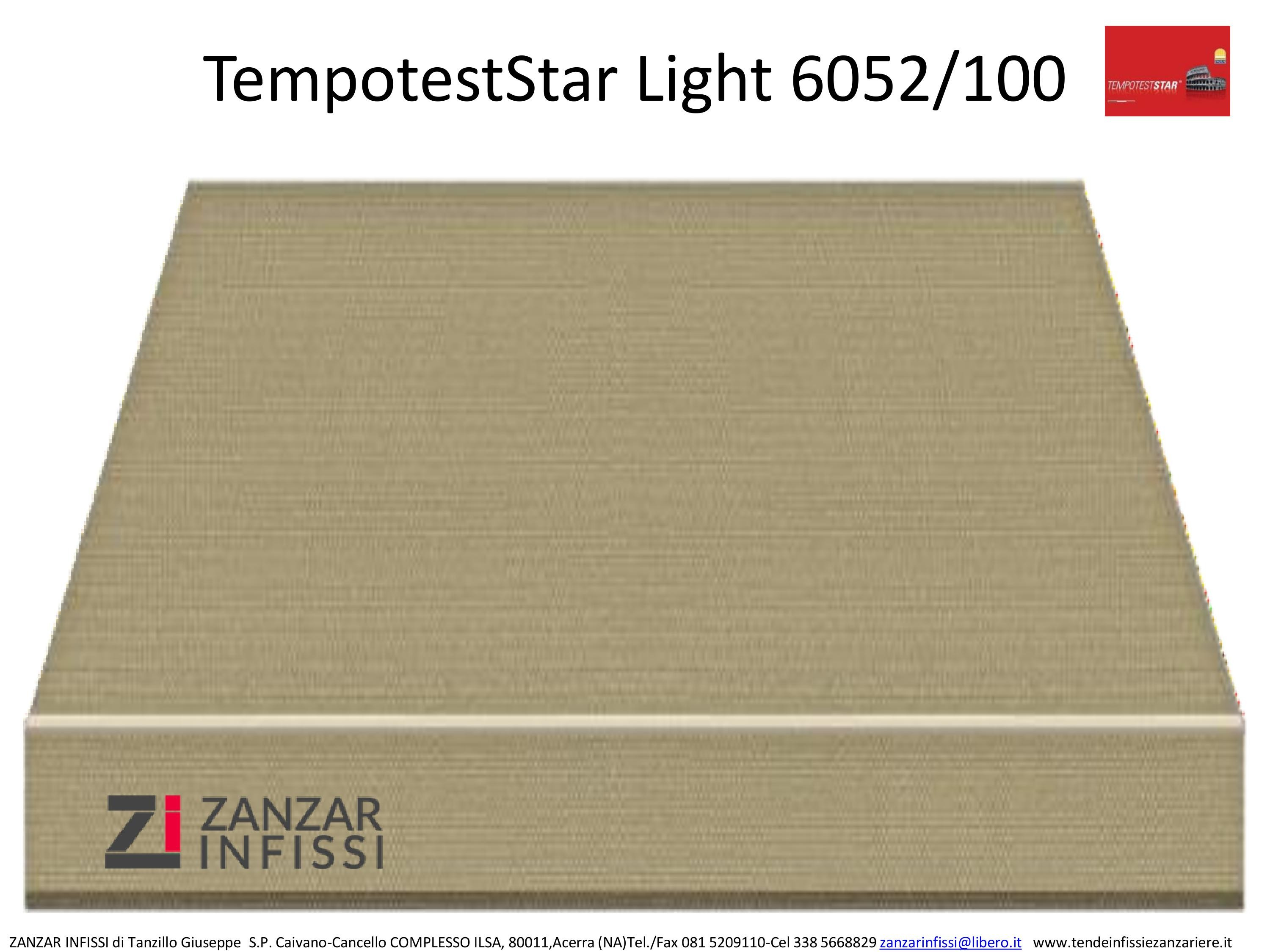 Tempotest star light 6052/100