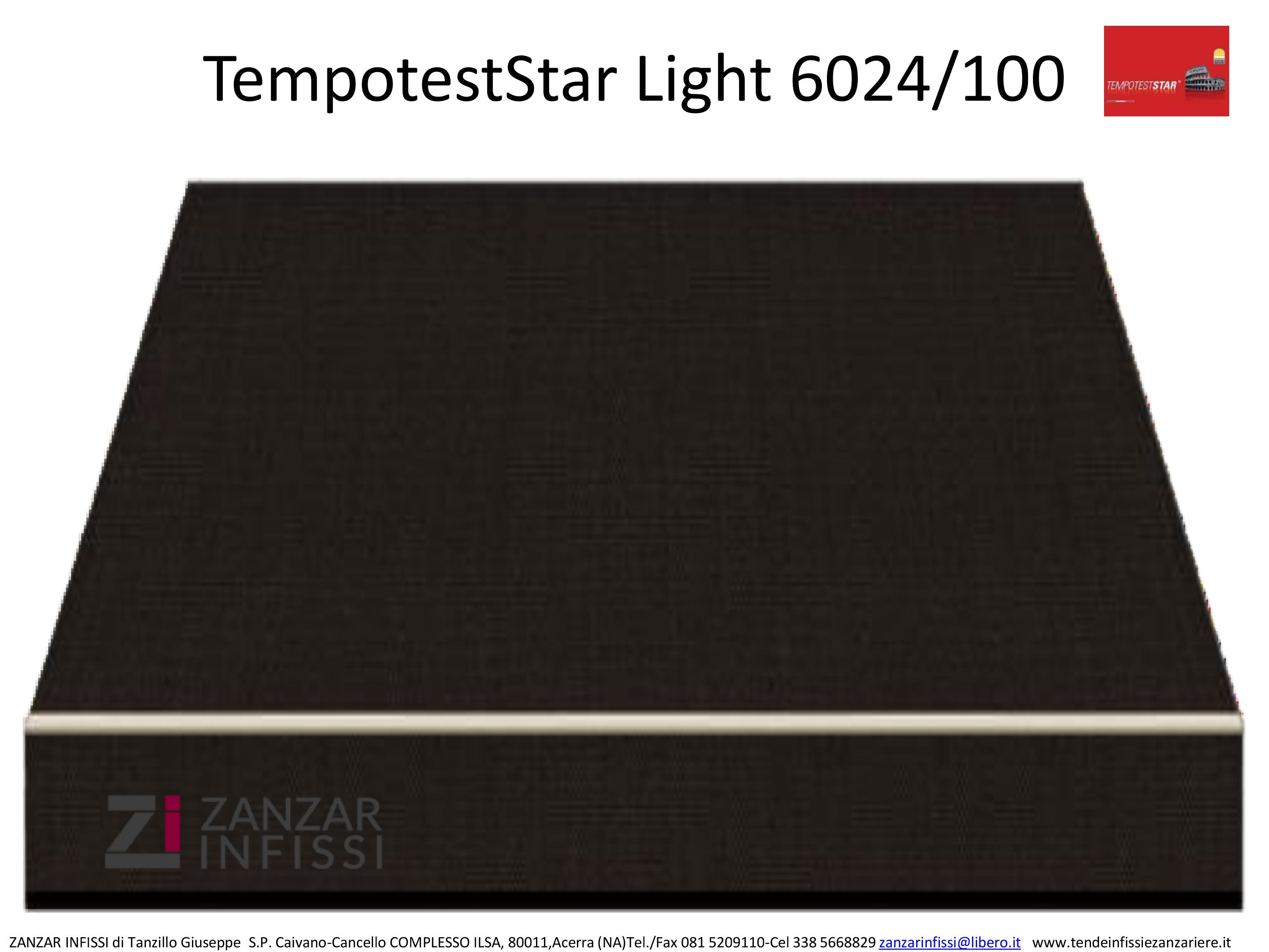 Tempotest star light 6024/100