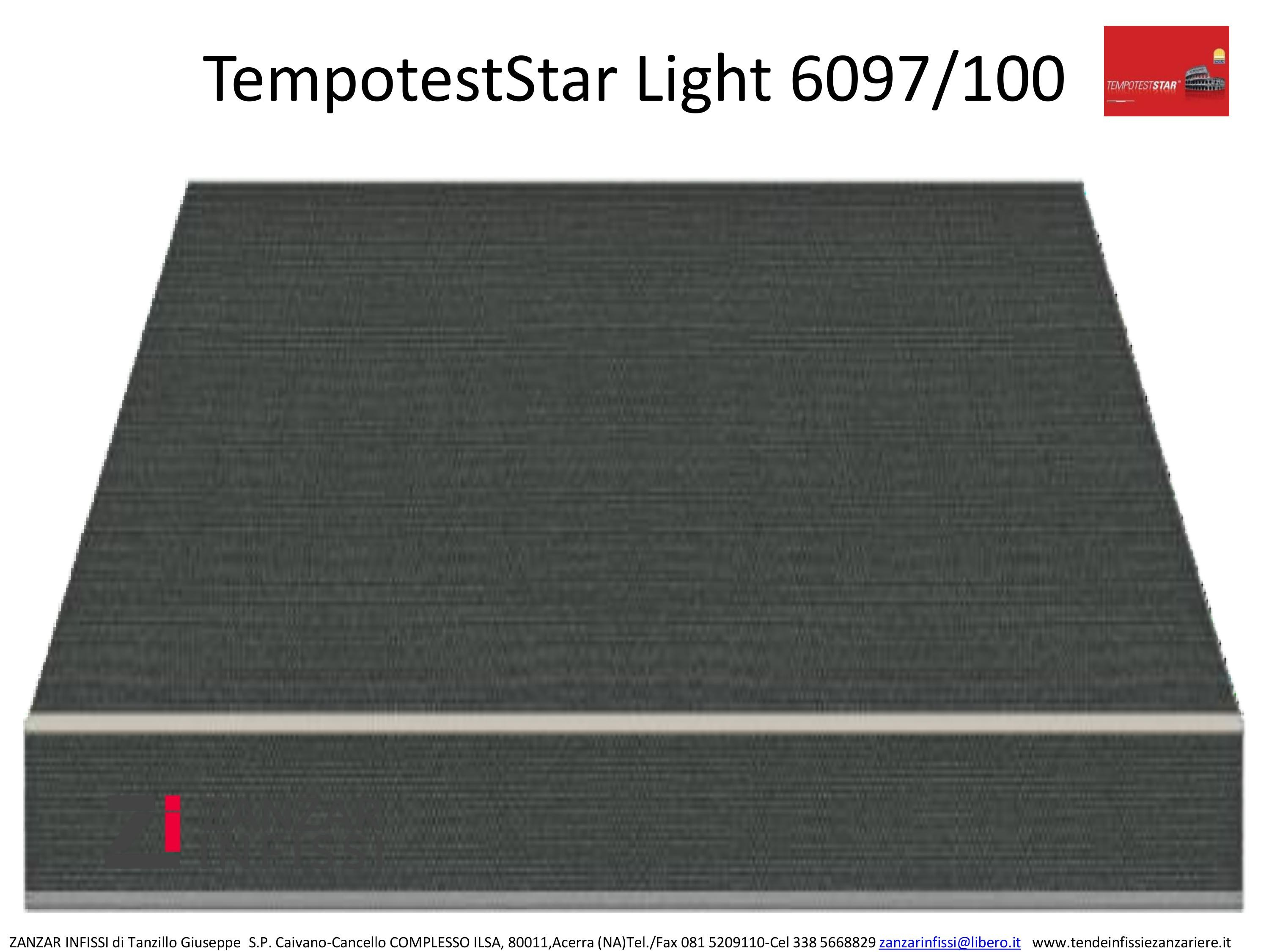 Tempotest star light 6097/100