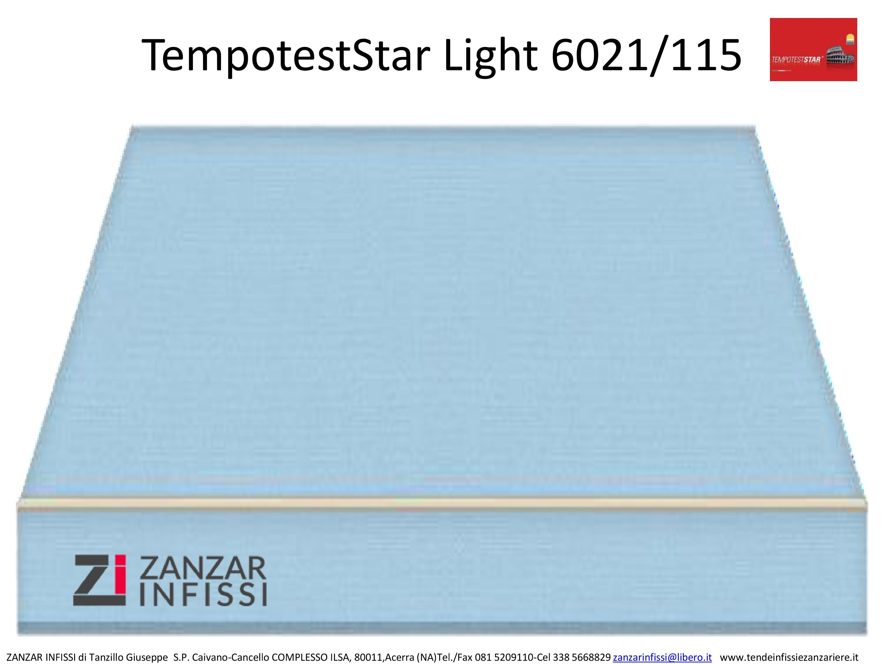 Tempotest star light 6021/115