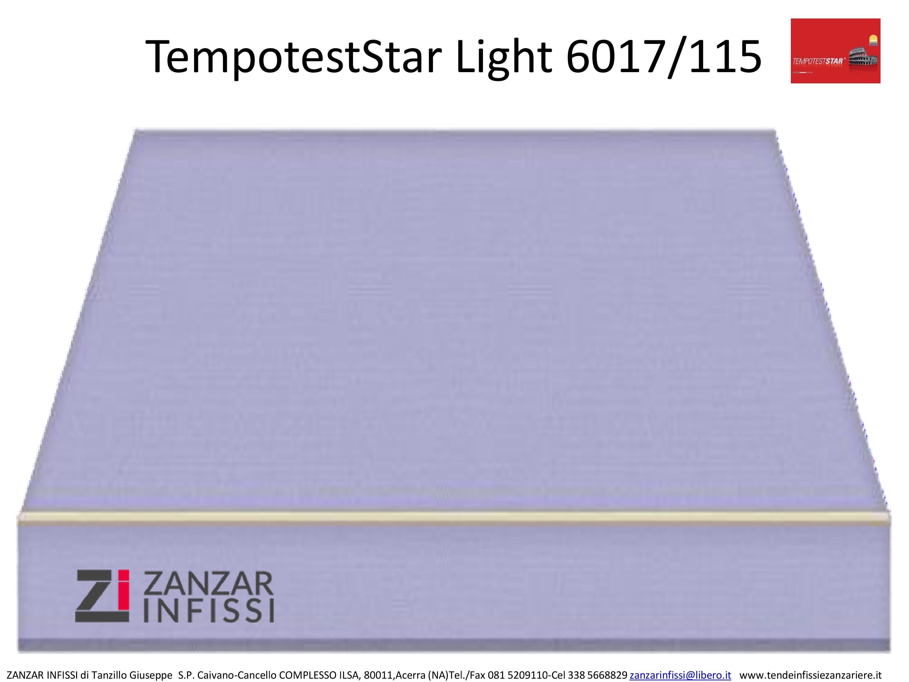 Tempotest star light 6017/115