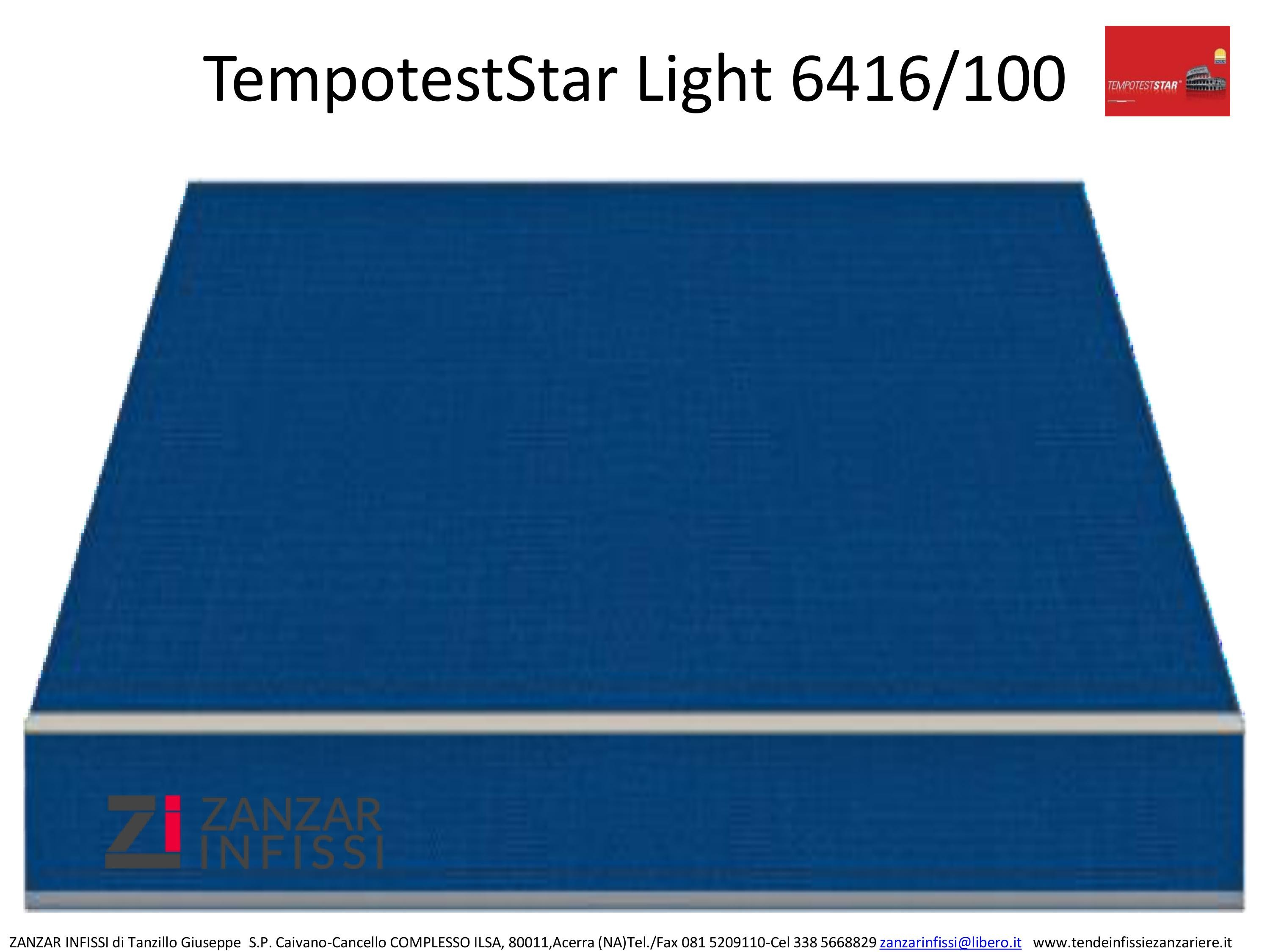 Tempotest star light 6416/100