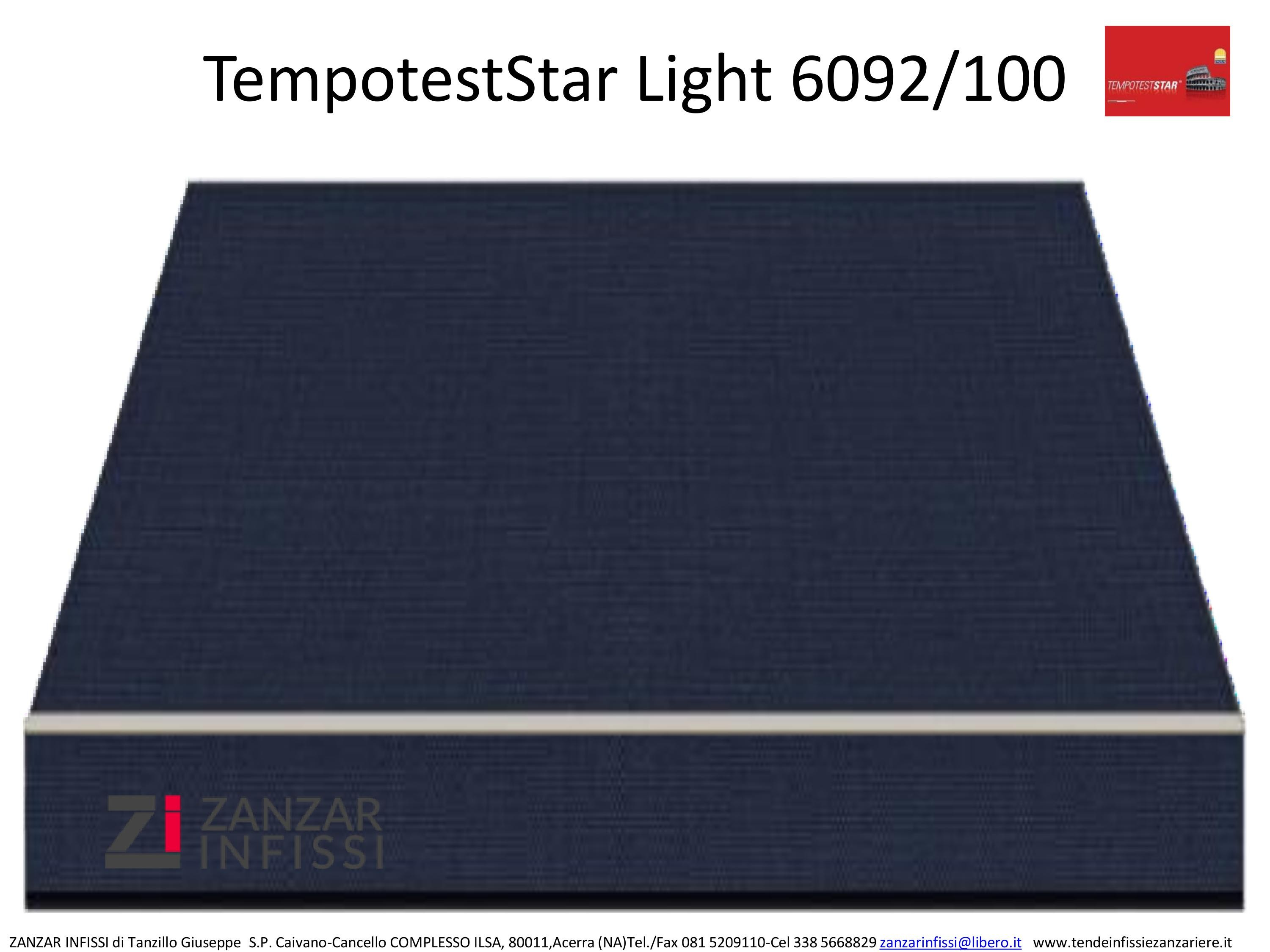 Tempotest star light 6092/100