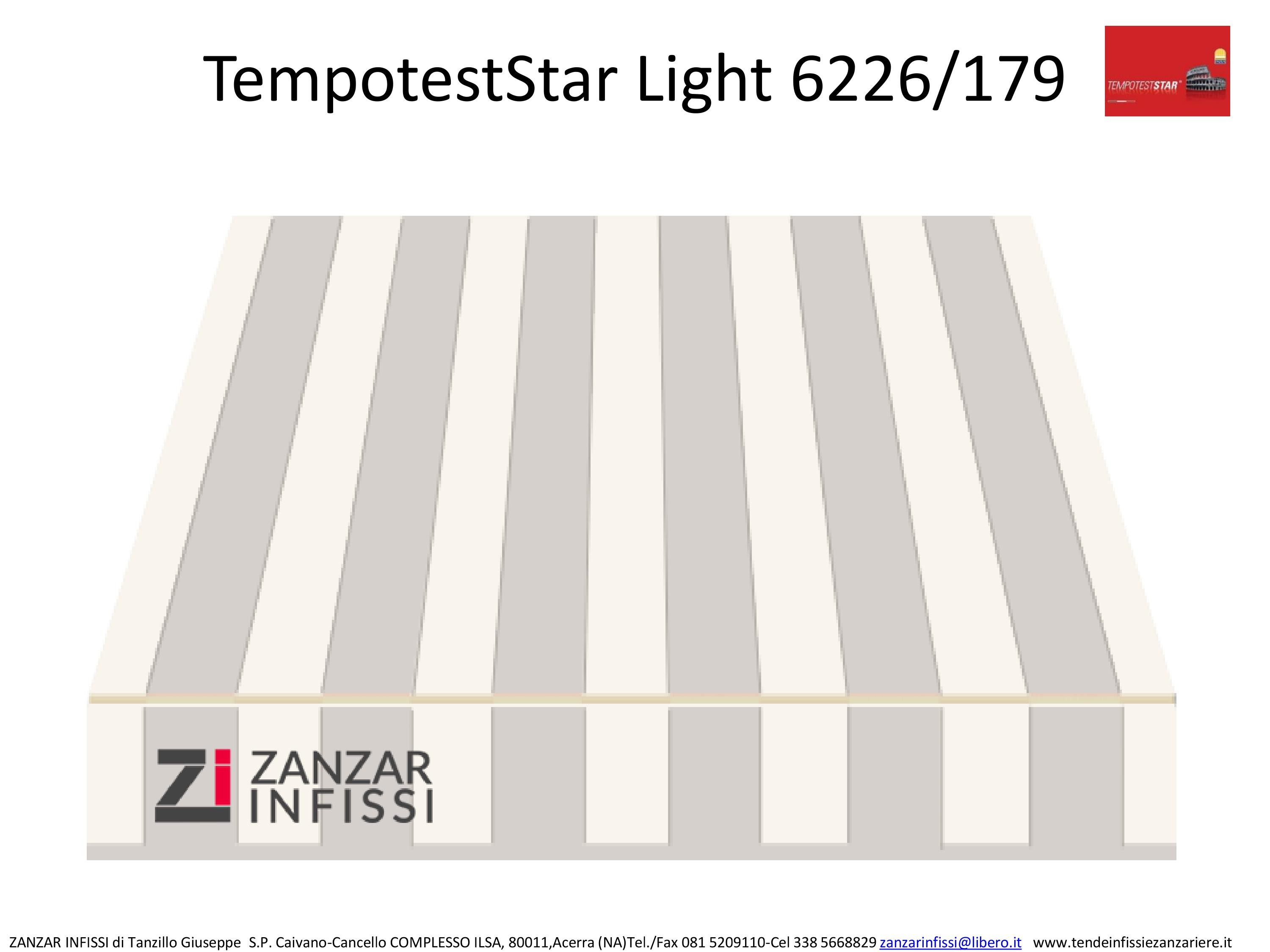 Tempotest star light 6226/179