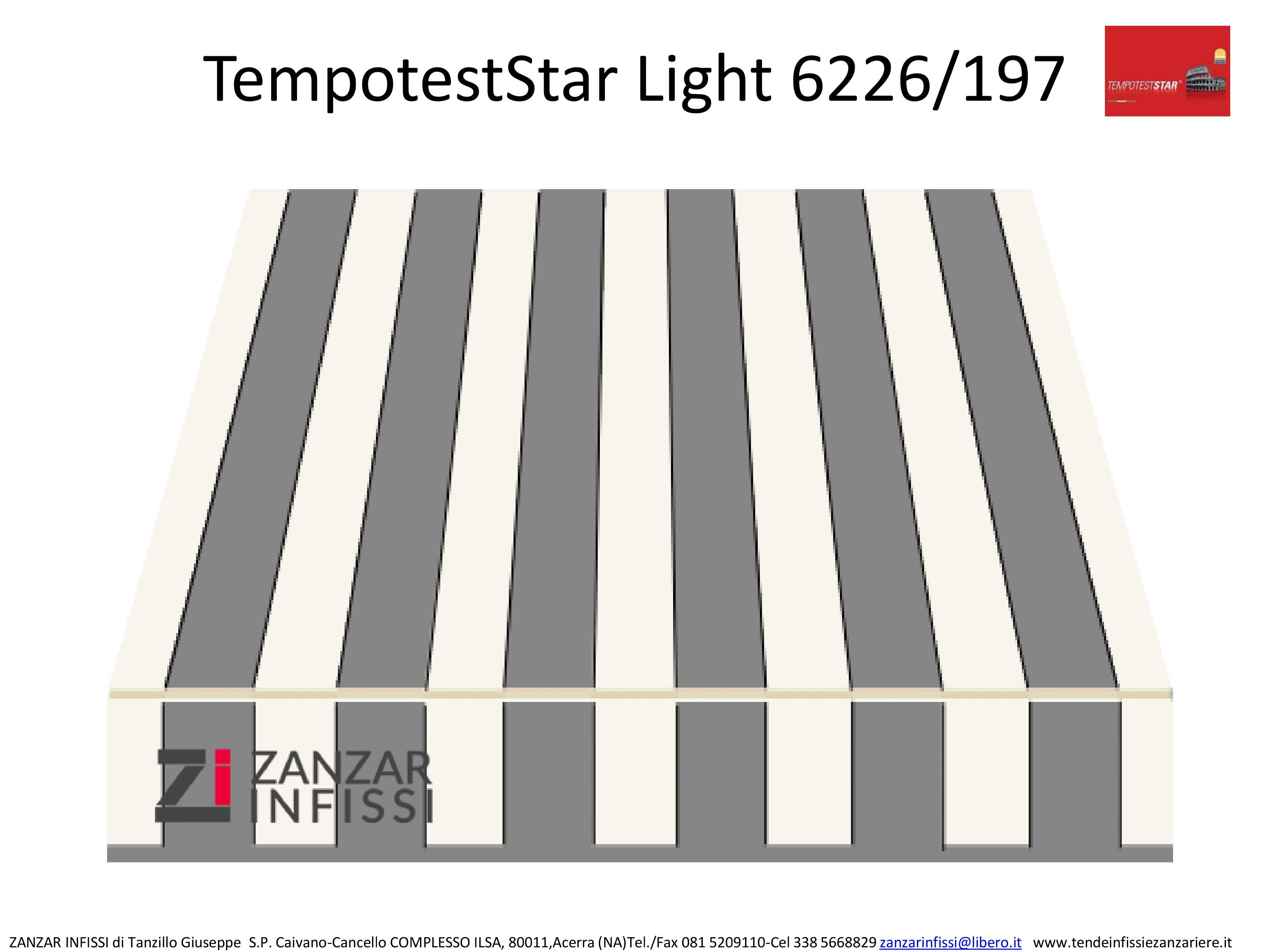 Tempotest star light 6226/197