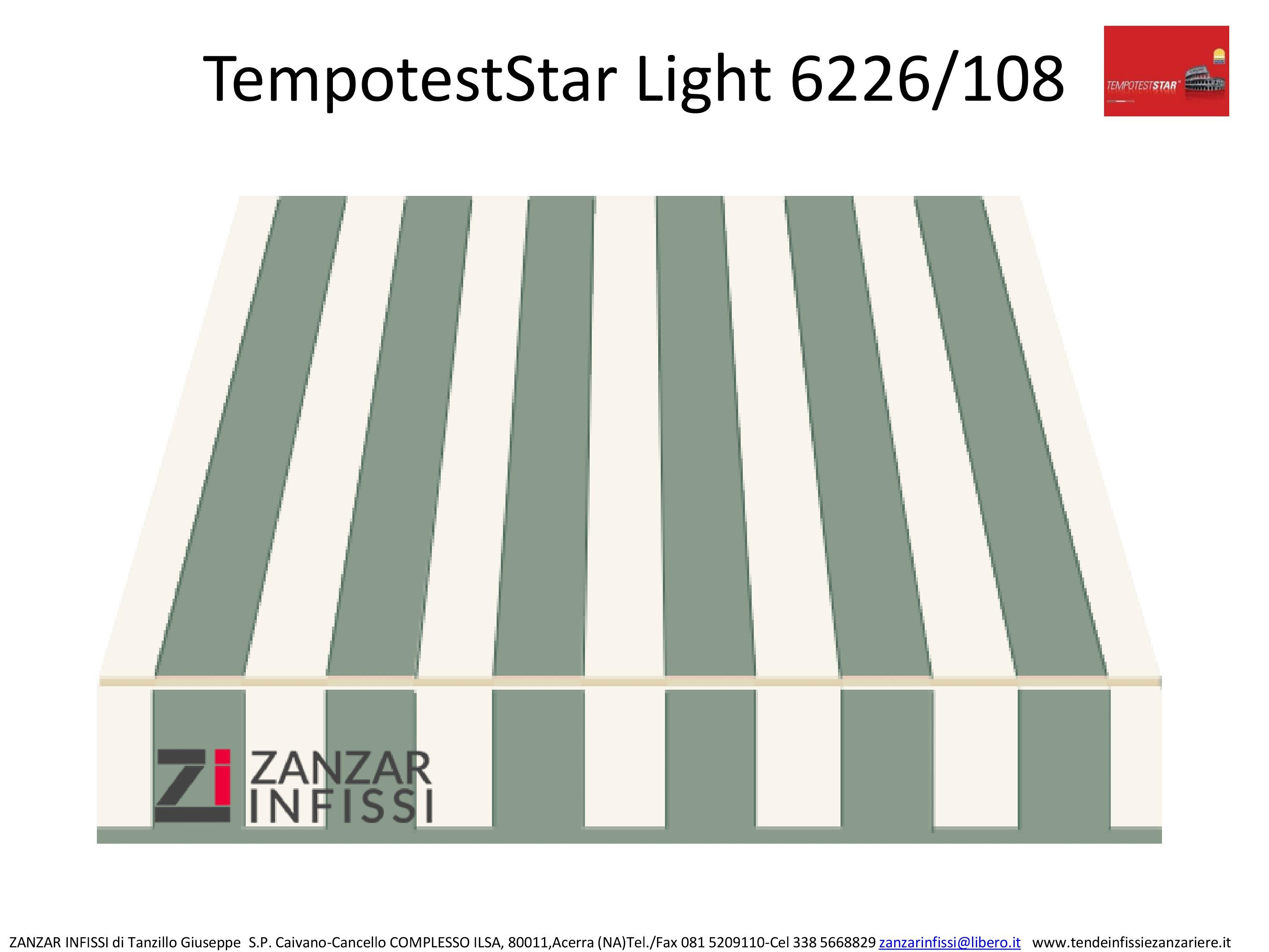 Tempotest star light 6226/108