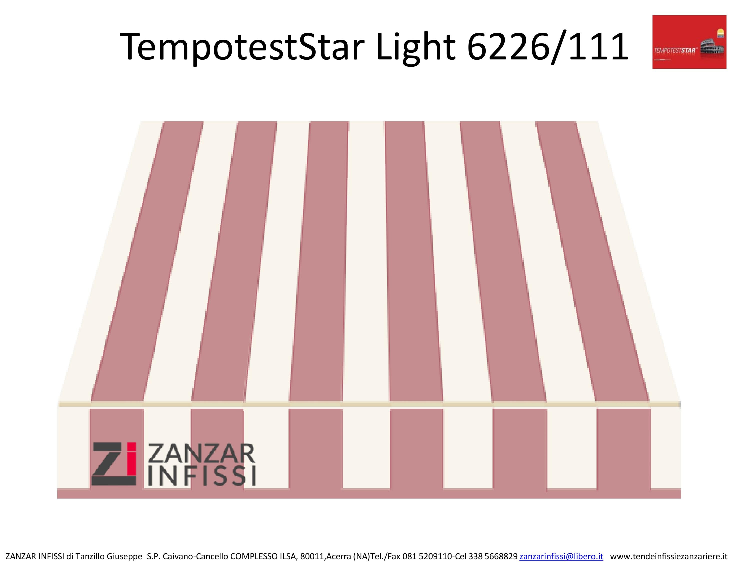 Tempotest star light 6226/111
