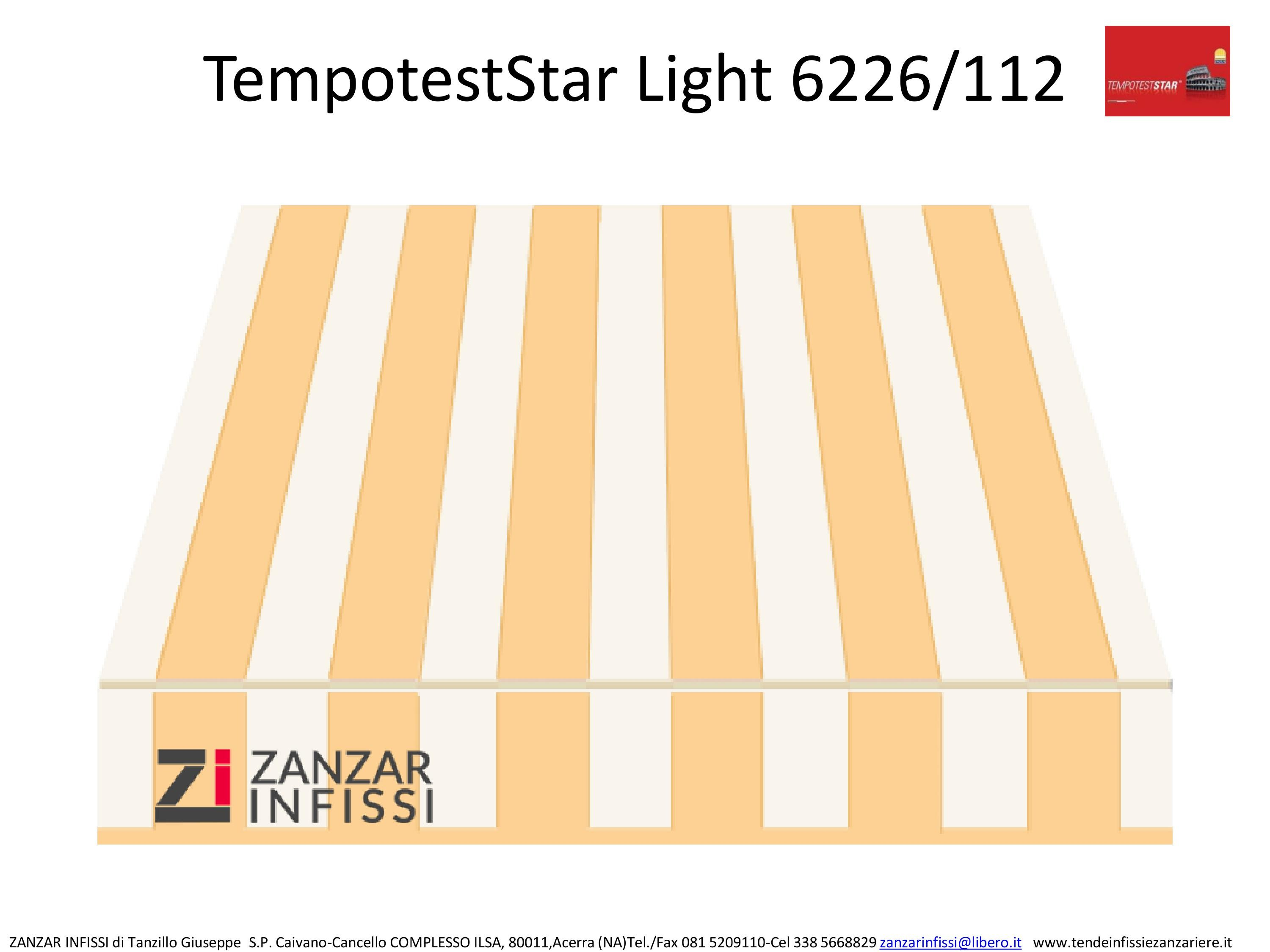 Tempotest star light 6226/112