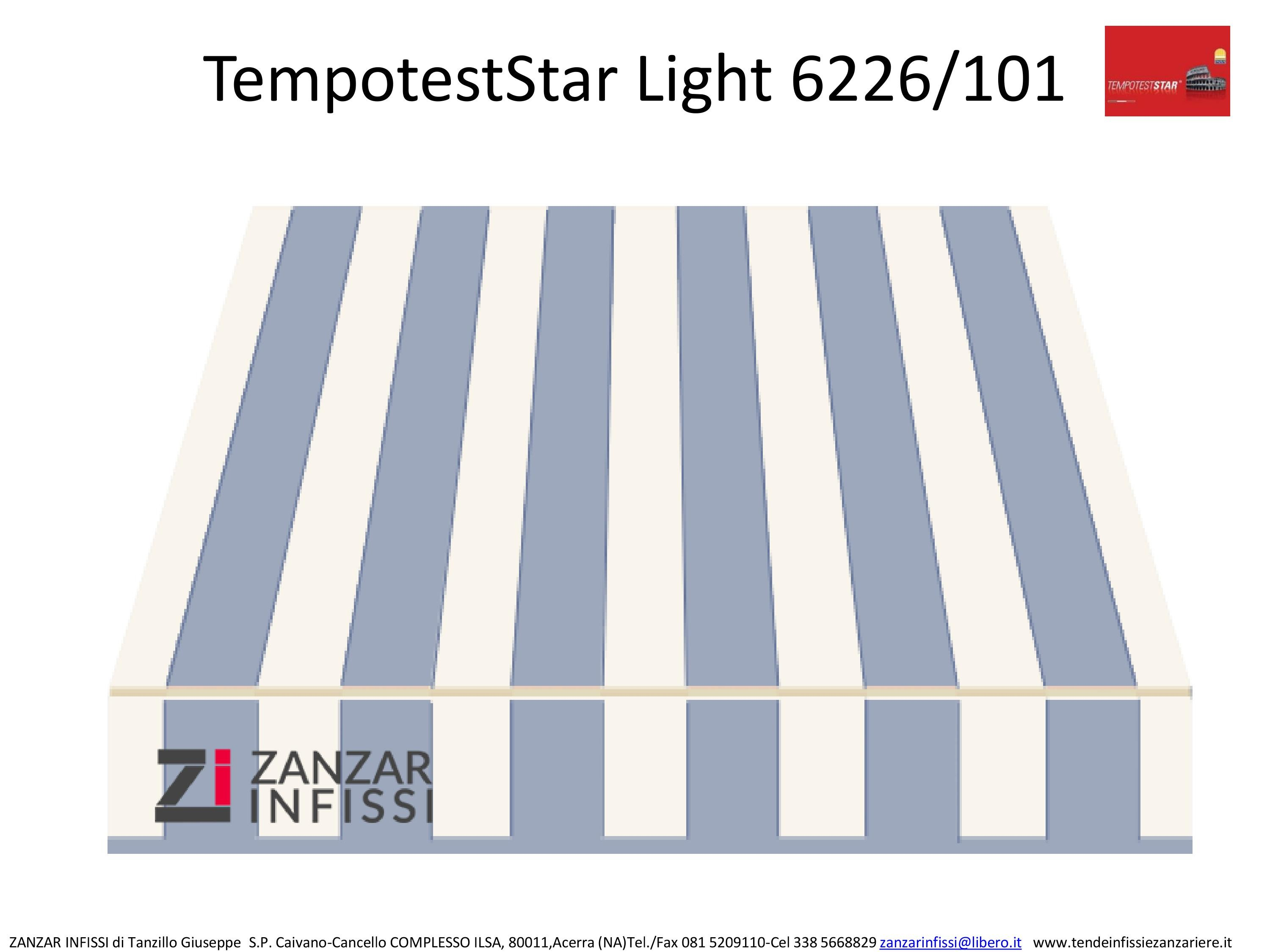 Tempotest star light 6226/101