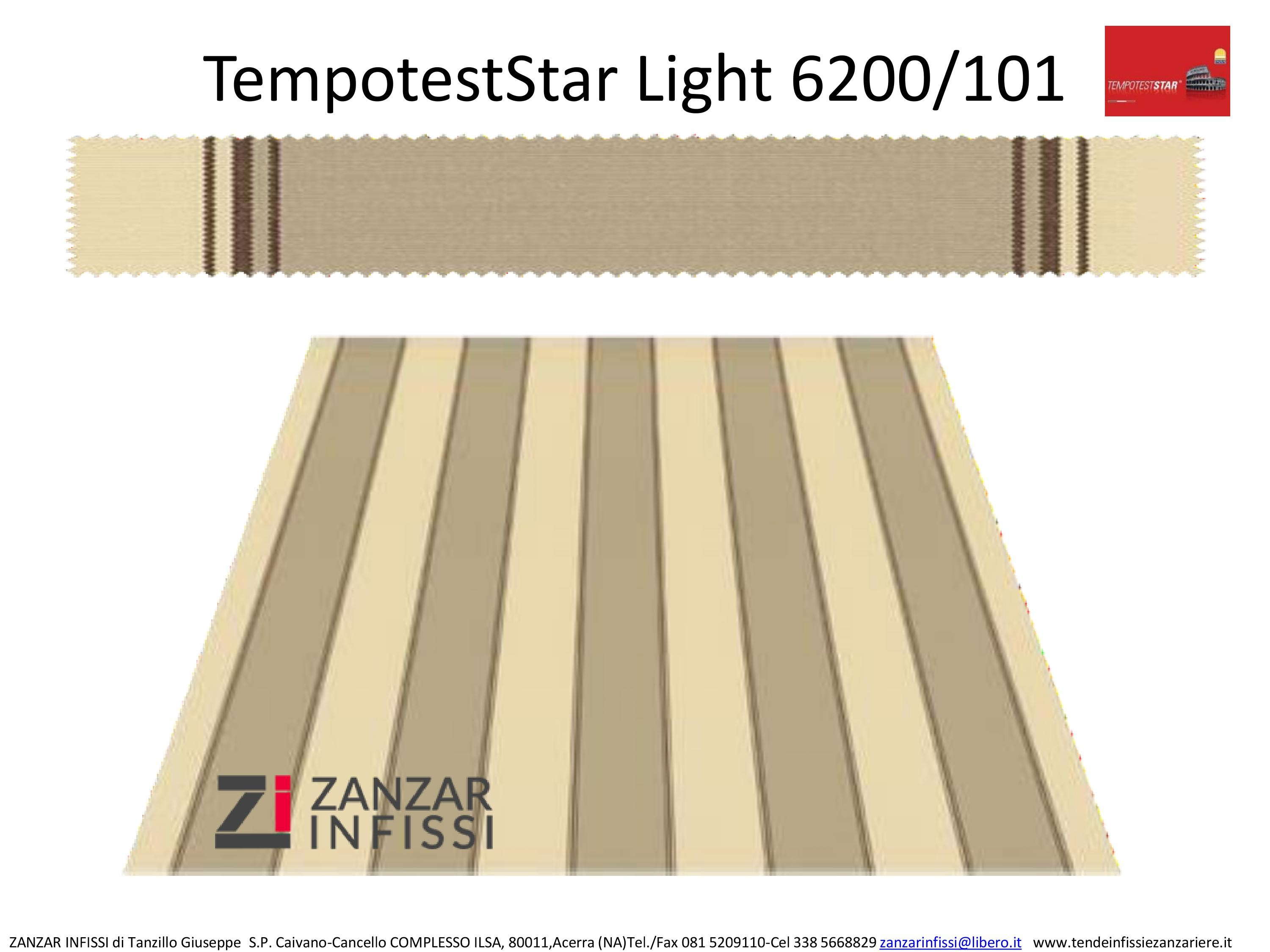 Tempotest star light 6200/101